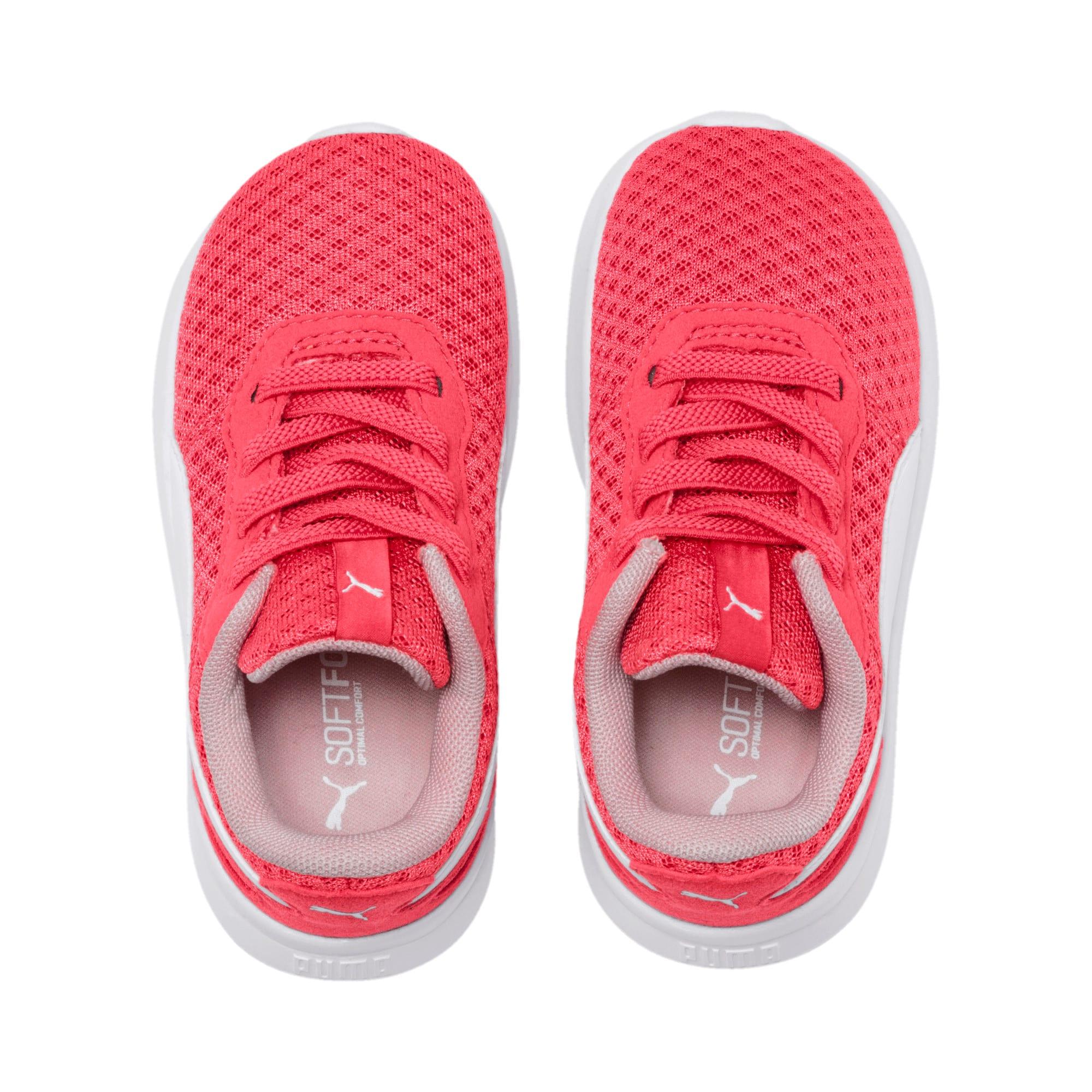 Miniatura 5 de Zapatos ST Activate AC para bebé, Calypso Coral-Puma White, mediano