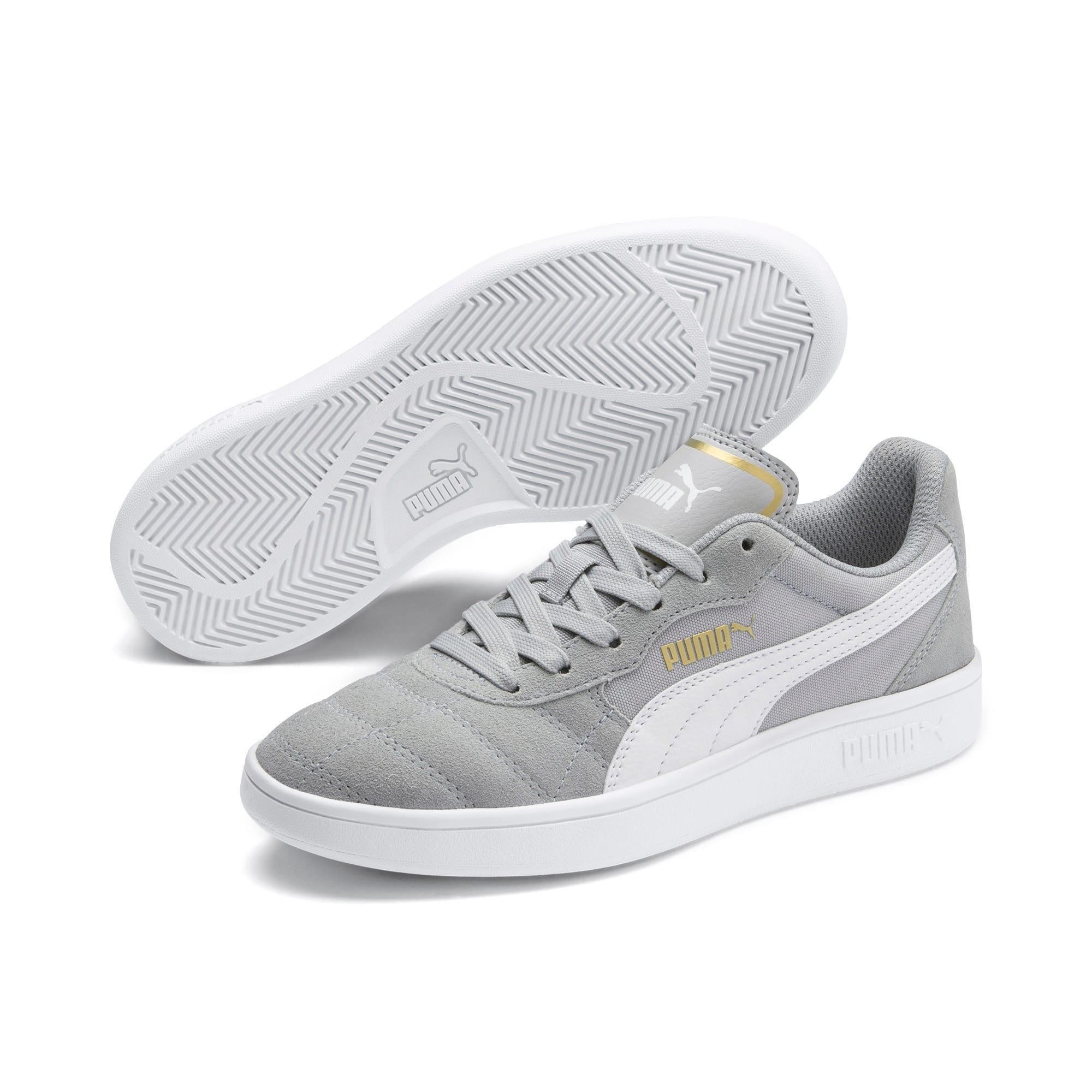 Thumbnail 2 of Astro Kick Sneakers JR, HRise-White-Gold-GViolet-Gum, medium