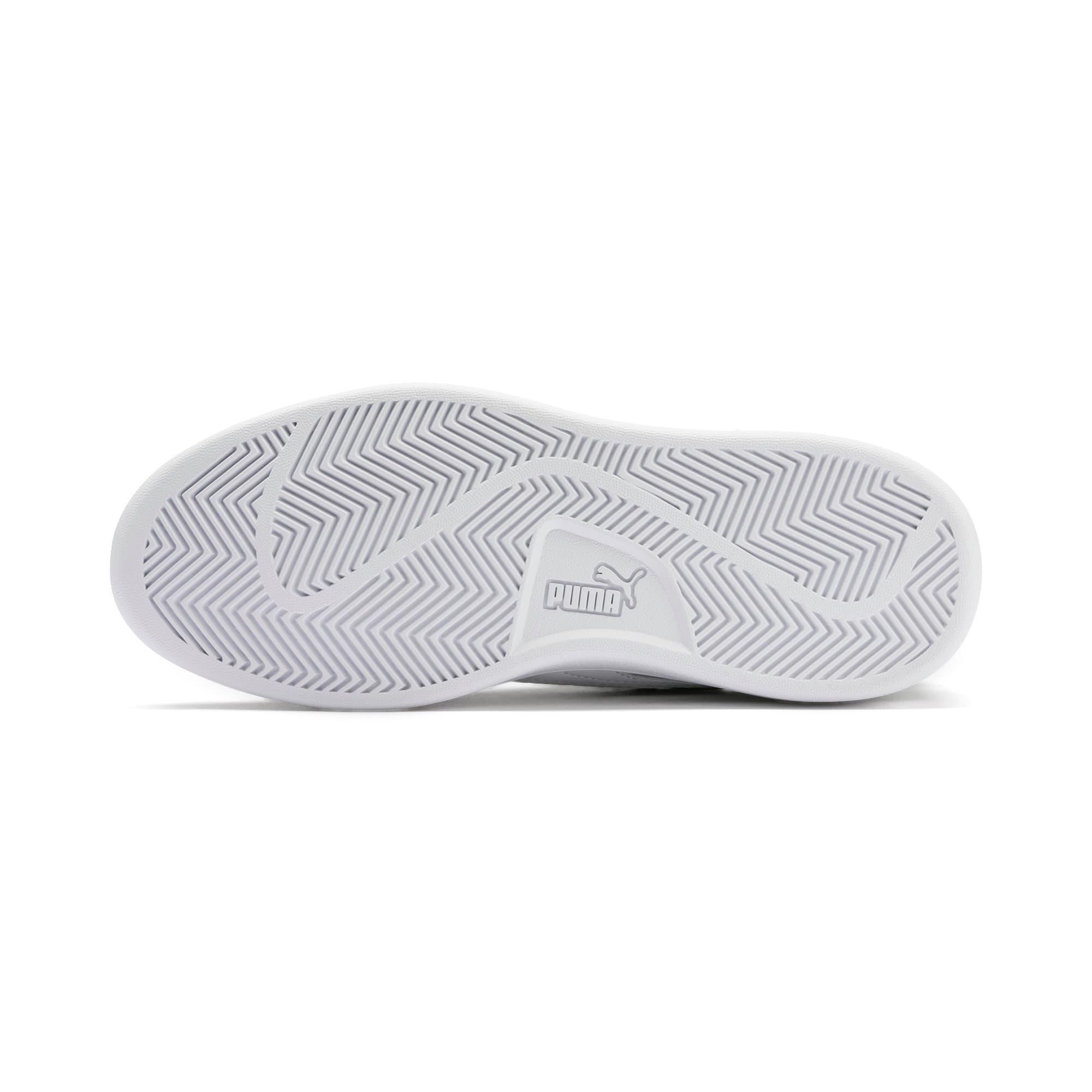 Thumbnail 4 of Astro Kick Sneakers JR, HRise-White-Gold-GViolet-Gum, medium