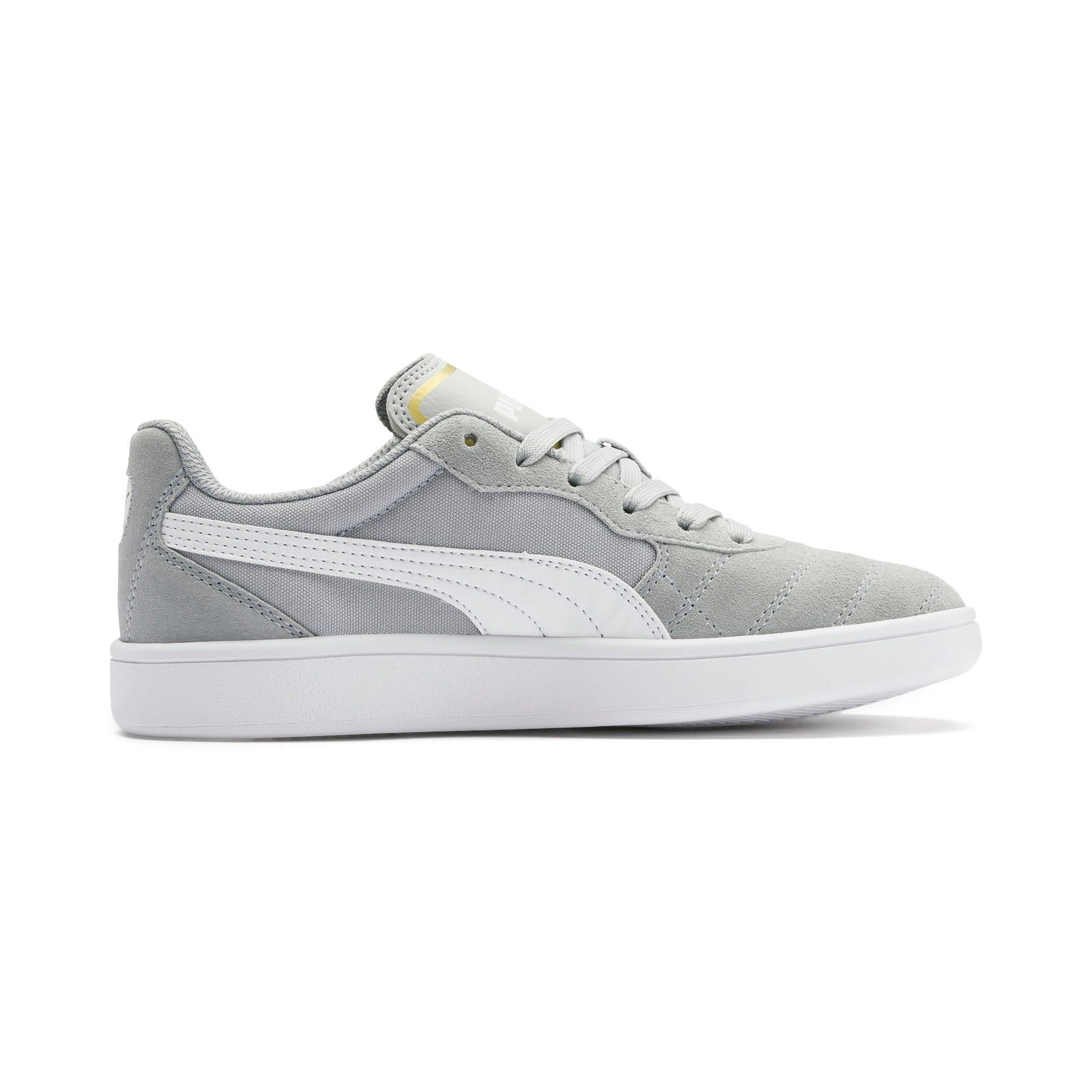 Thumbnail 5 of Astro Kick Sneakers JR, HRise-White-Gold-GViolet-Gum, medium