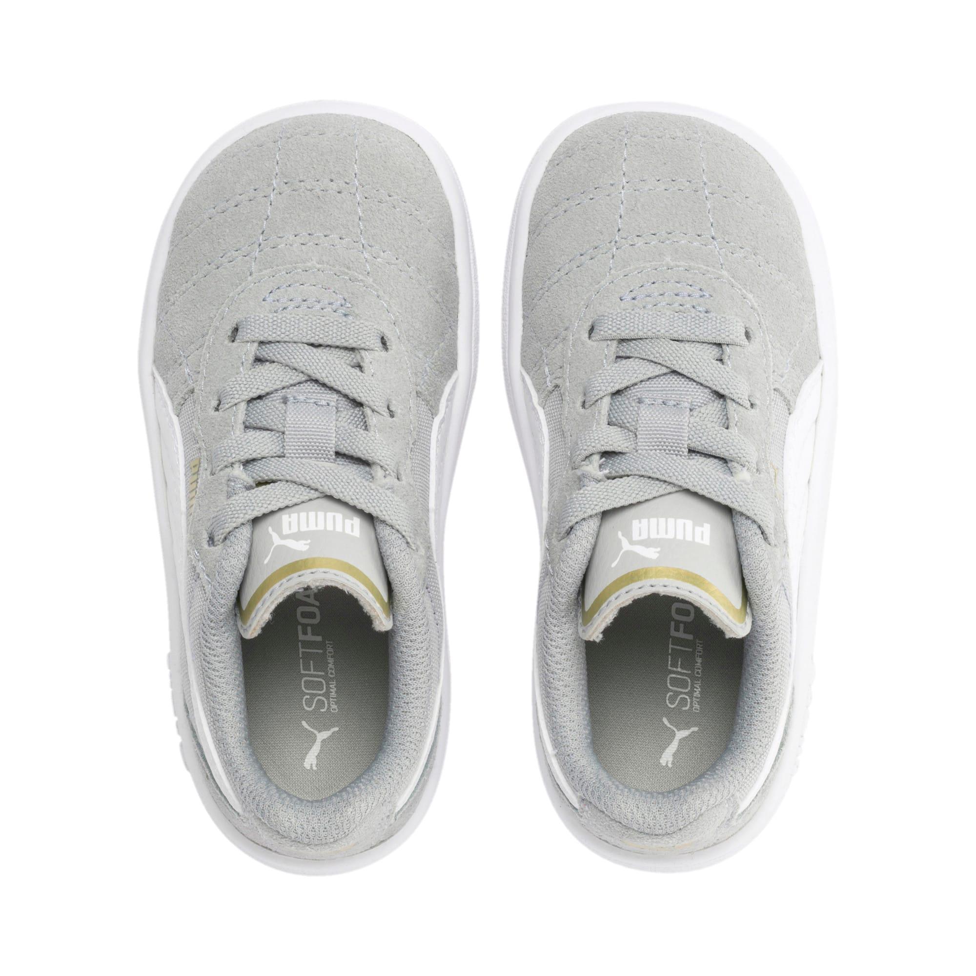Thumbnail 6 of Astro Kick AC Toddler Shoes, H Rise-Wht-Gold-G Violet-Gum, medium