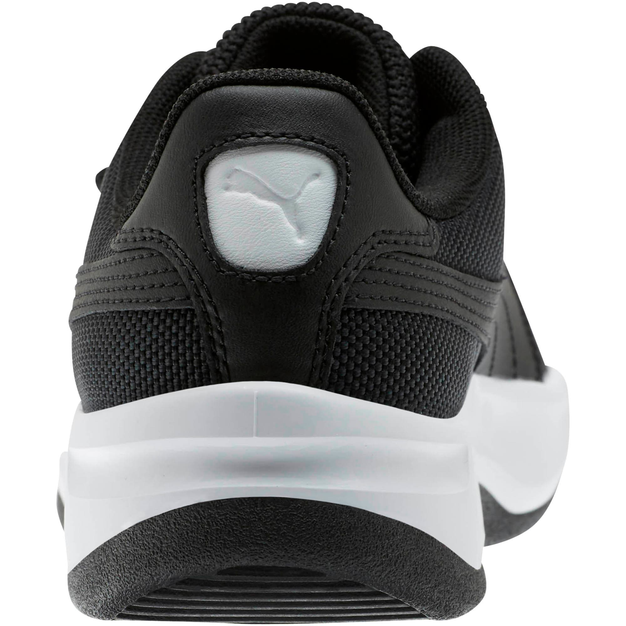 Thumbnail 3 of California Sneakers JR, P Black-P White-P Black, medium