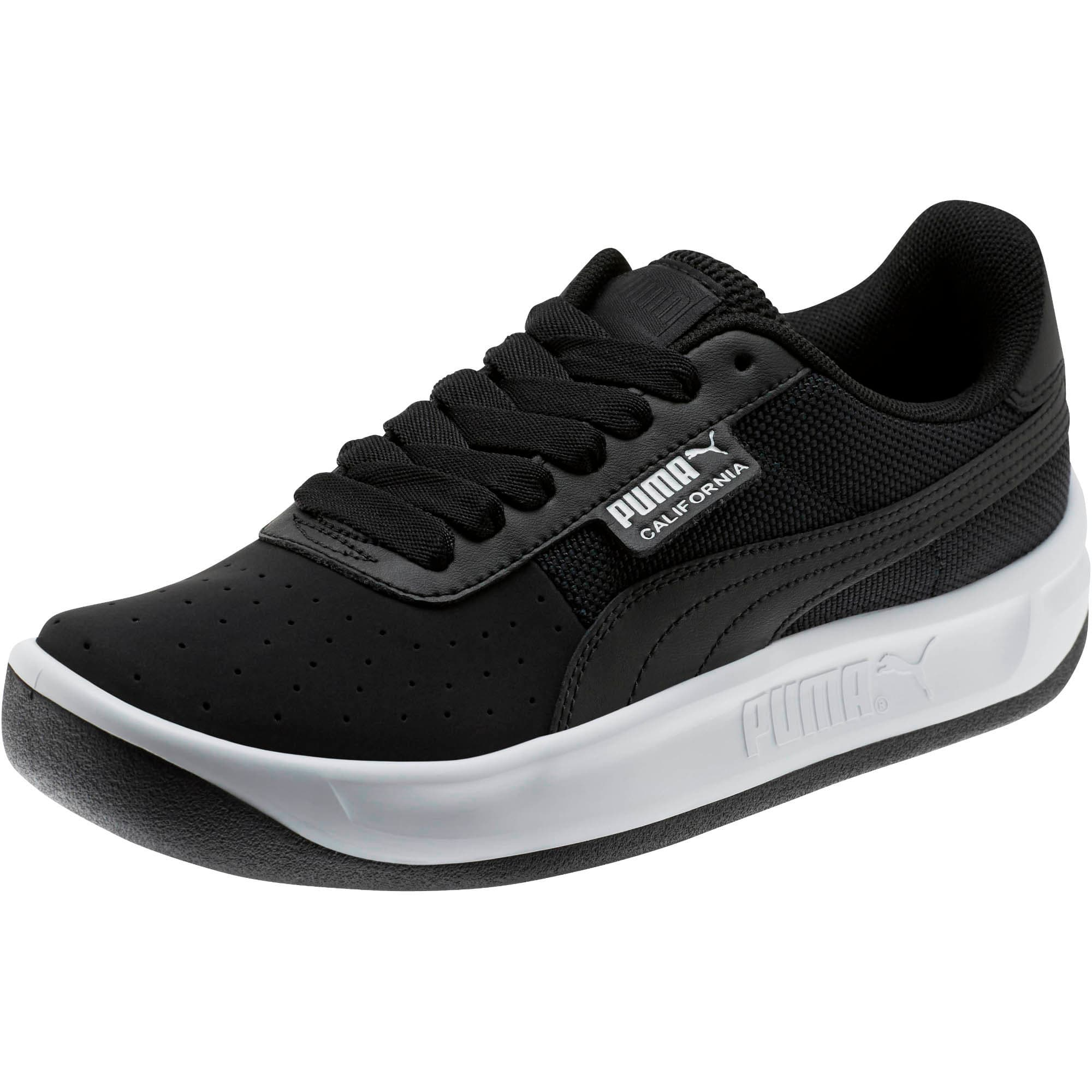 Thumbnail 1 of California Sneakers JR, P Black-P White-P Black, medium