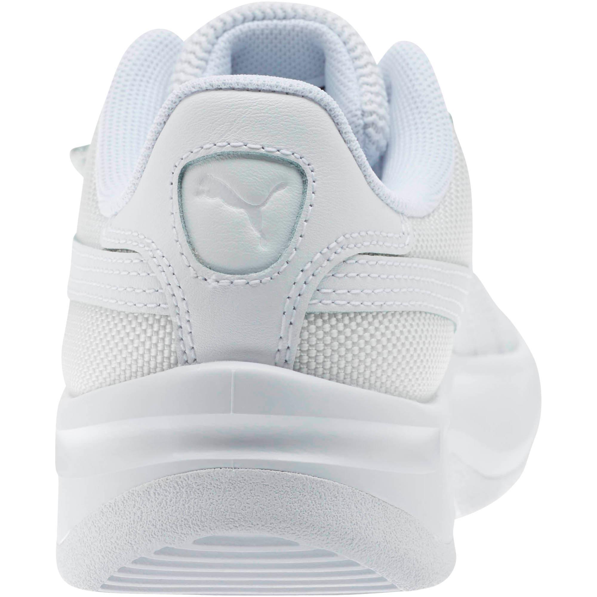 Thumbnail 3 of California Sneakers JR, P White-P White-P White, medium