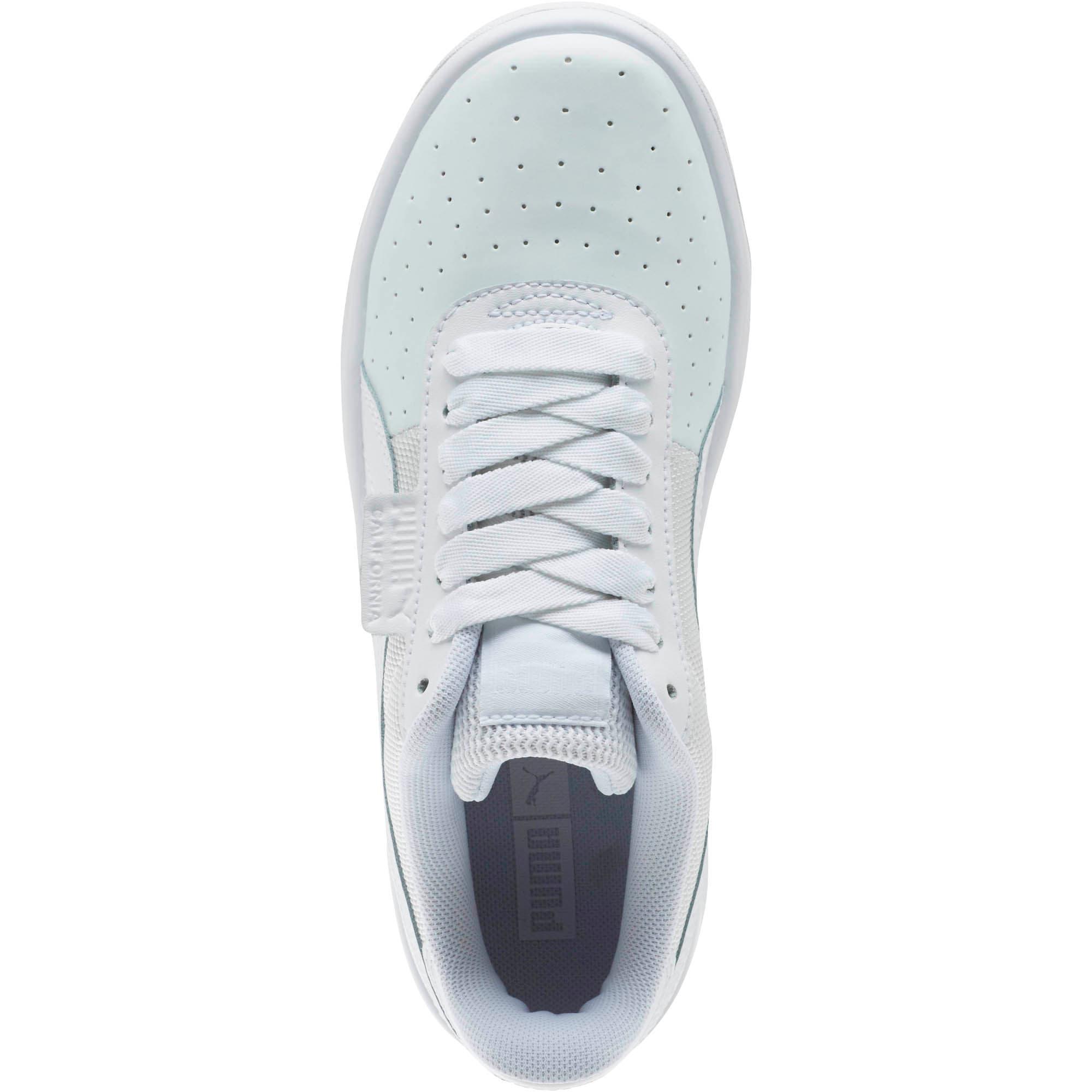 Thumbnail 5 of California Sneakers JR, P White-P White-P White, medium