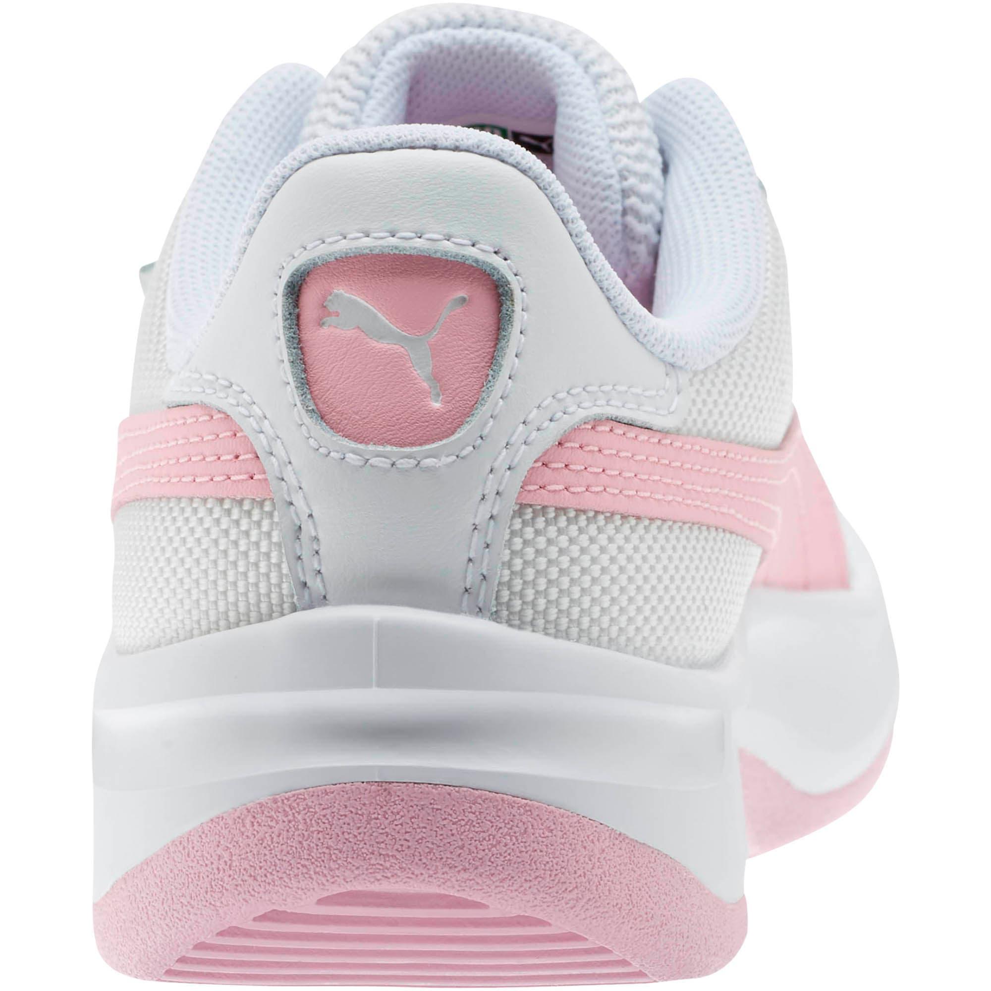 Thumbnail 3 of California Sneakers JR, Puma Wht-Pale Pink-Puma Wht, medium