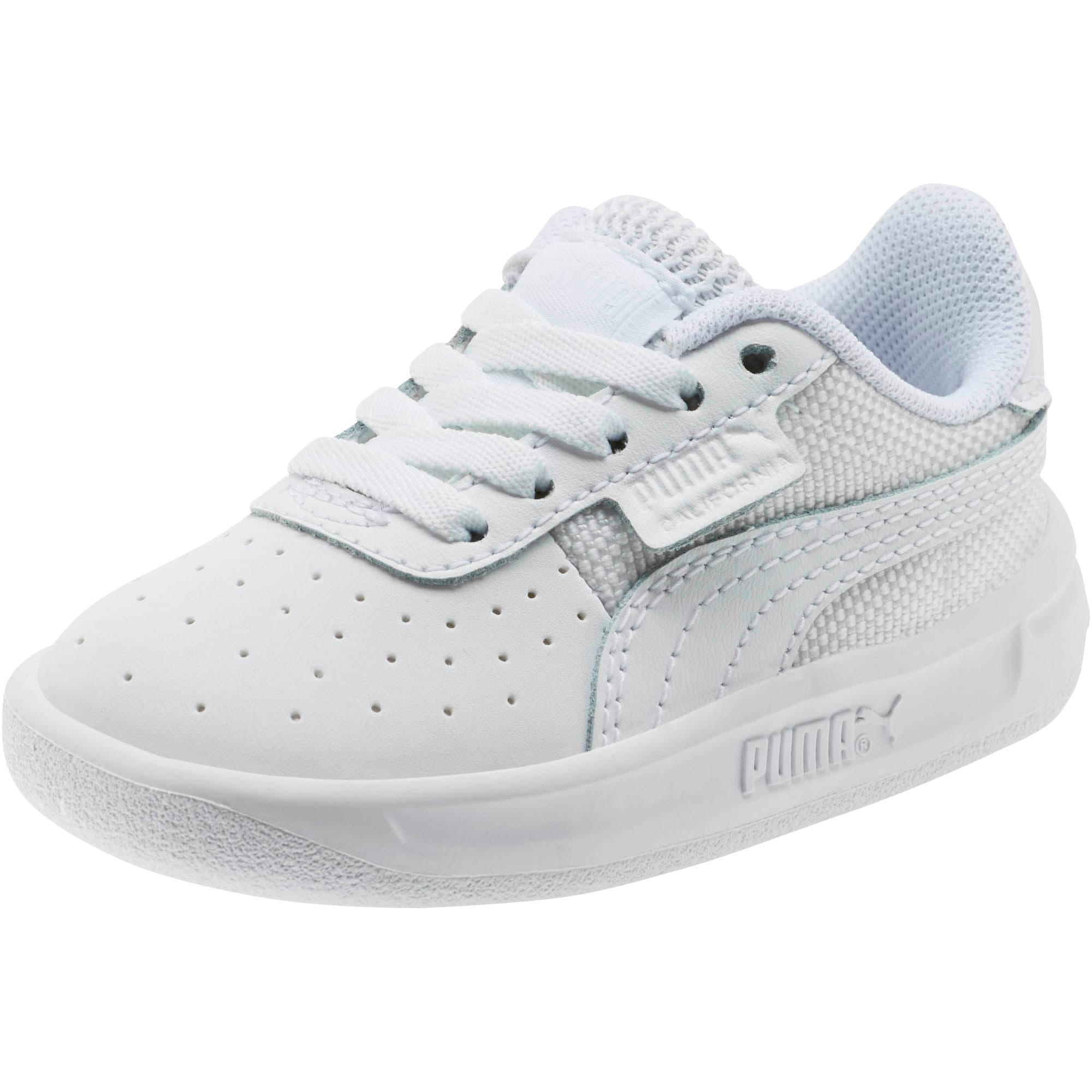 Thumbnail 1 of California Toddler Shoes, P White-P White-Puma White, medium