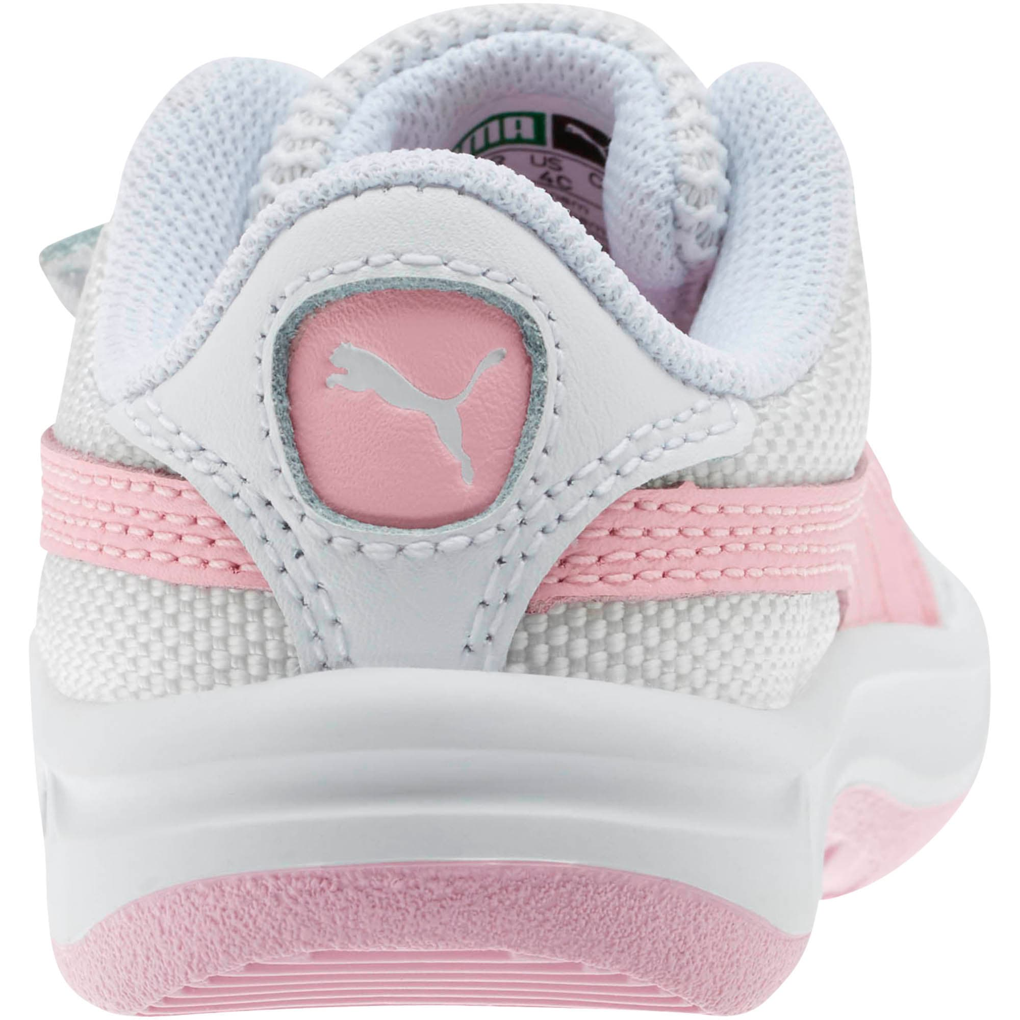 Thumbnail 3 of California Toddler Shoes, Puma Wht-Pale Pink-Puma Wht, medium