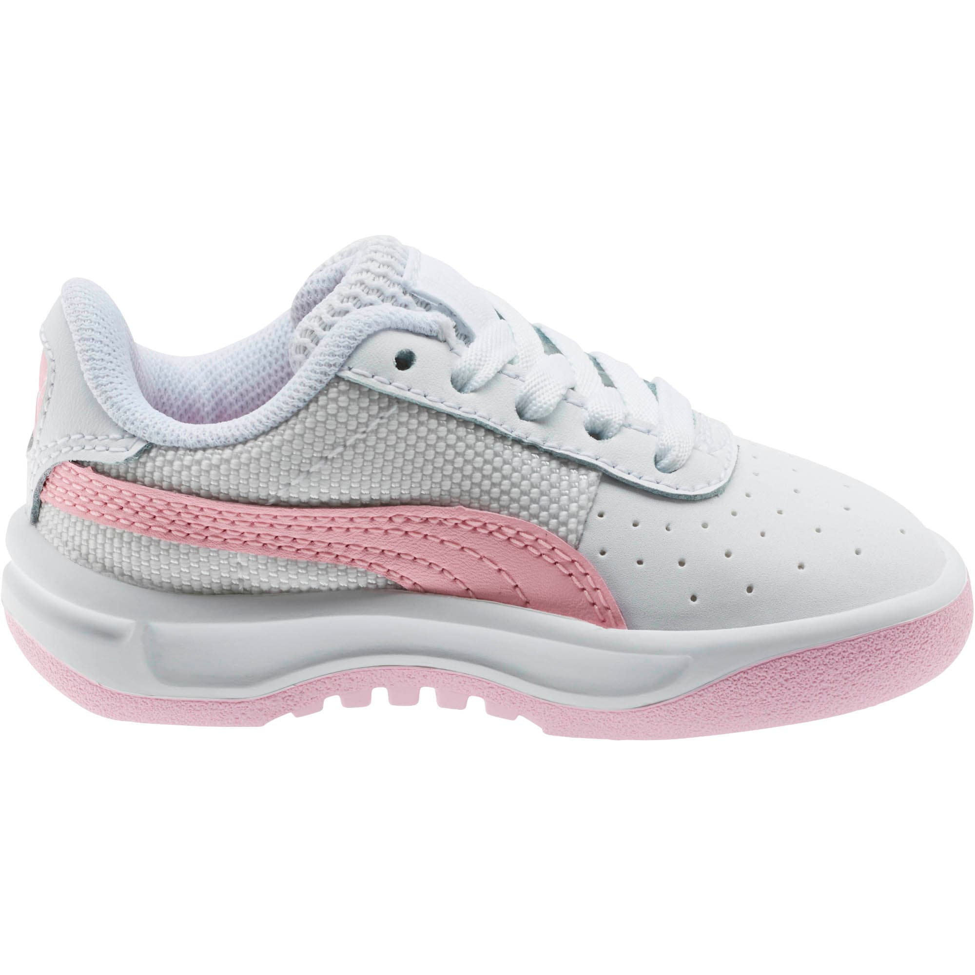 Thumbnail 4 of California Toddler Shoes, Puma Wht-Pale Pink-Puma Wht, medium