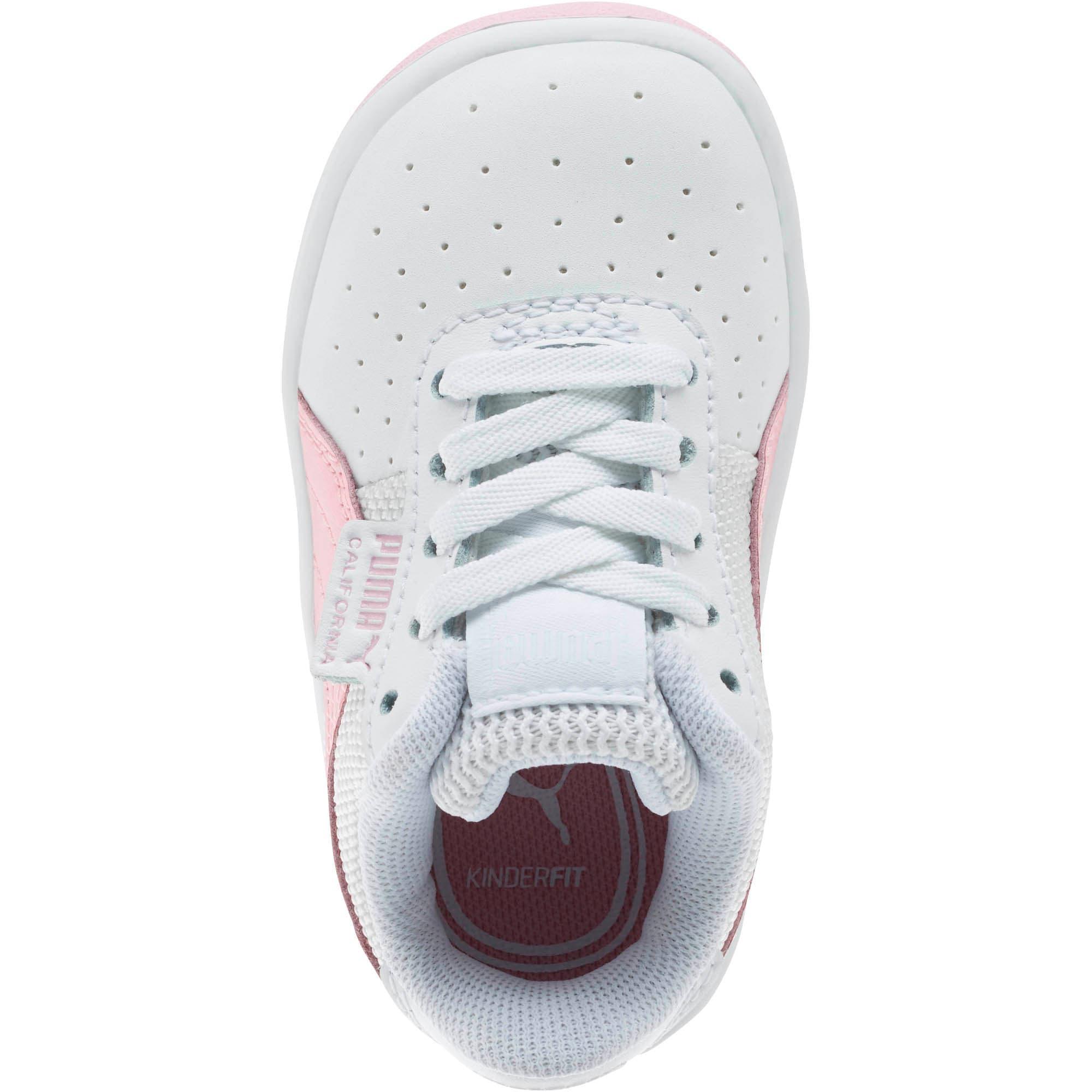 Thumbnail 5 of California Toddler Shoes, Puma Wht-Pale Pink-Puma Wht, medium