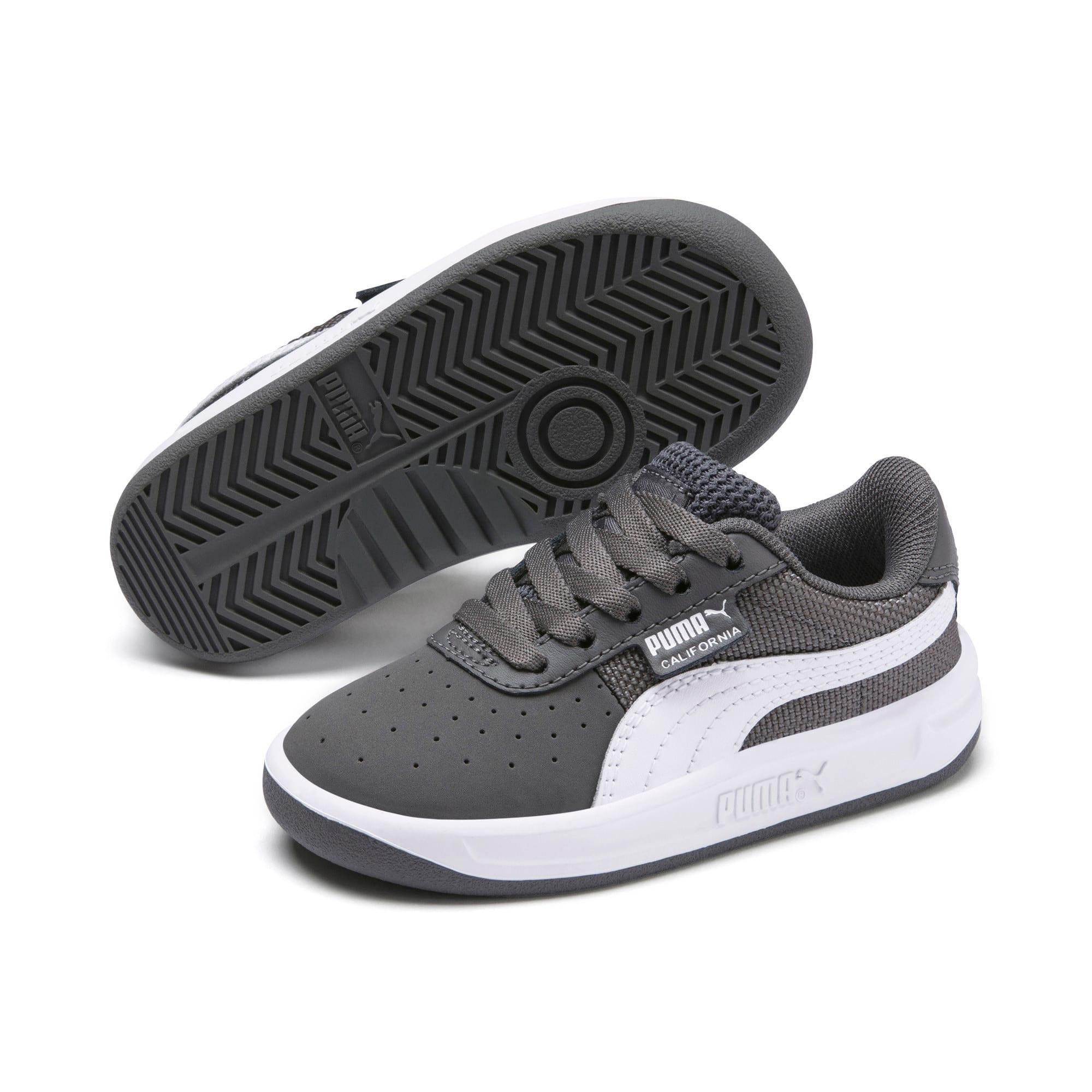 Thumbnail 2 of California Toddler Shoes, CASTLEROCK-Puma White, medium