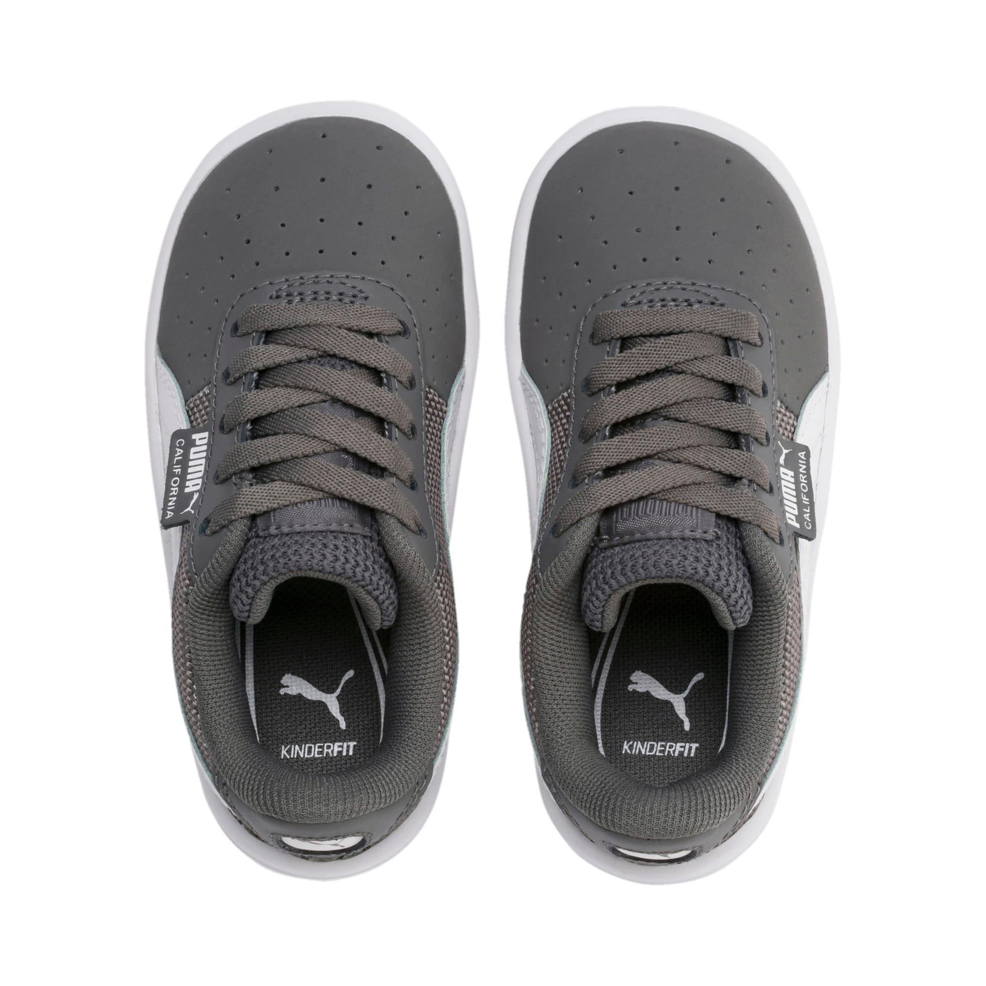 Thumbnail 6 of California Toddler Shoes, CASTLEROCK-Puma White, medium