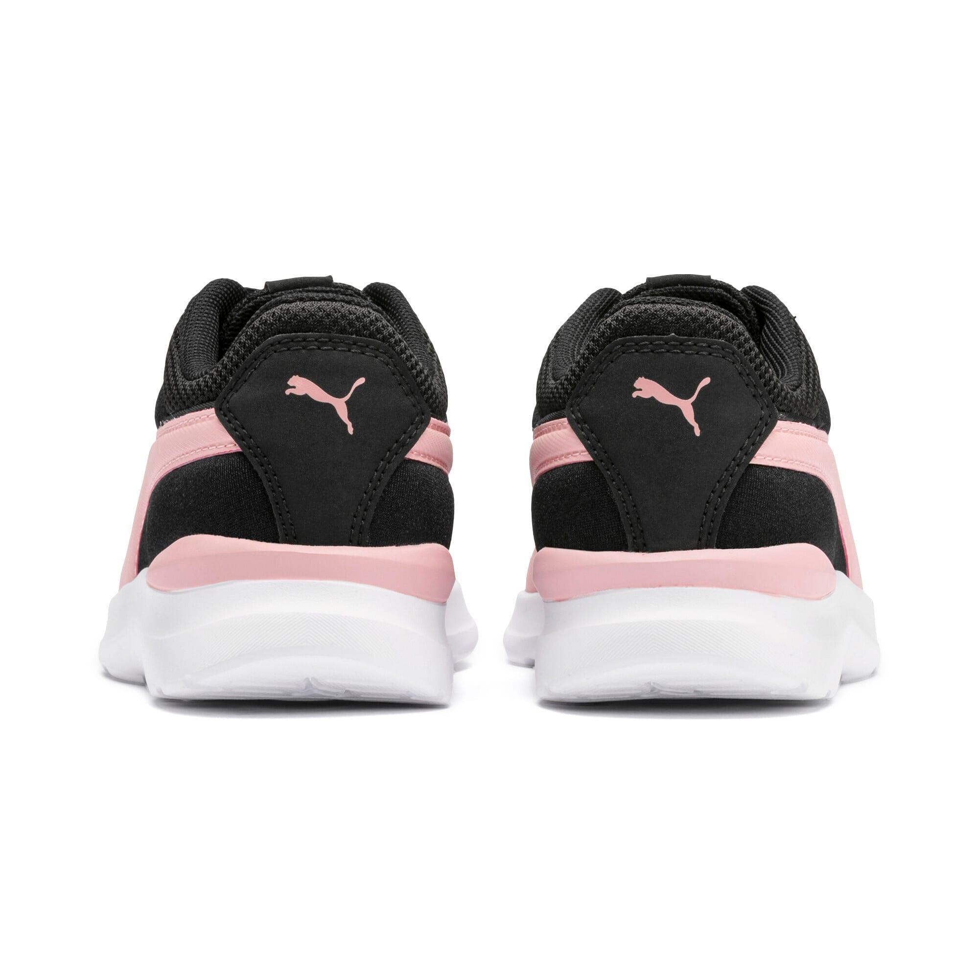 Thumbnail 4 of Adela AC Girl's Little Kids' Shoes, Puma Black-Bridal Rose, medium