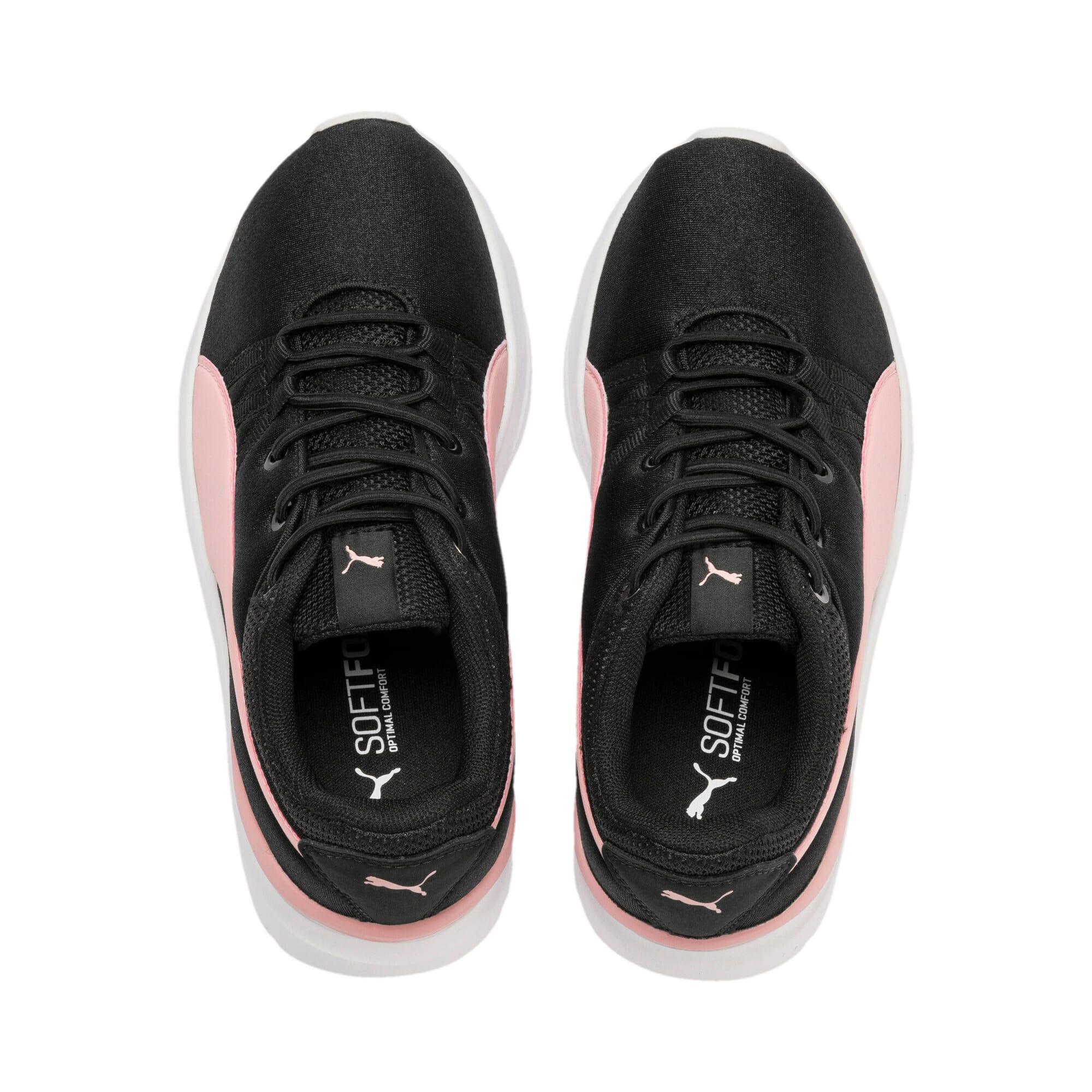 Thumbnail 6 of Adela AC Girl's Little Kids' Shoes, Puma Black-Bridal Rose, medium