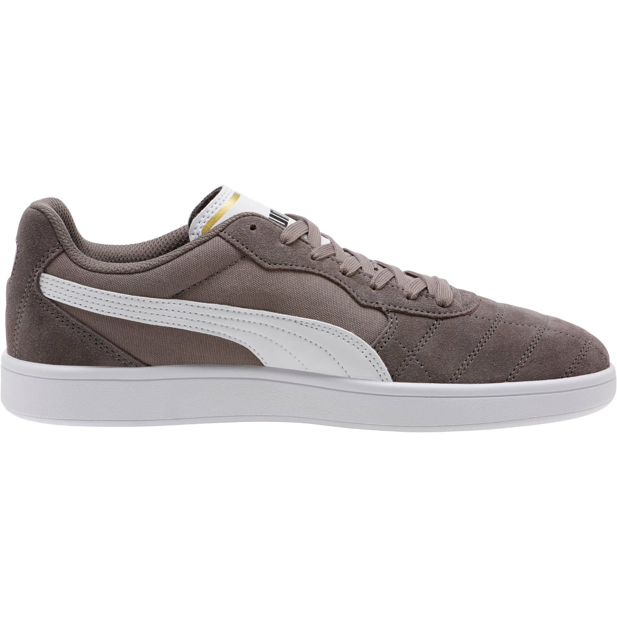 Astro Kick Sneakers, Charcoal Gray-Puma White, large