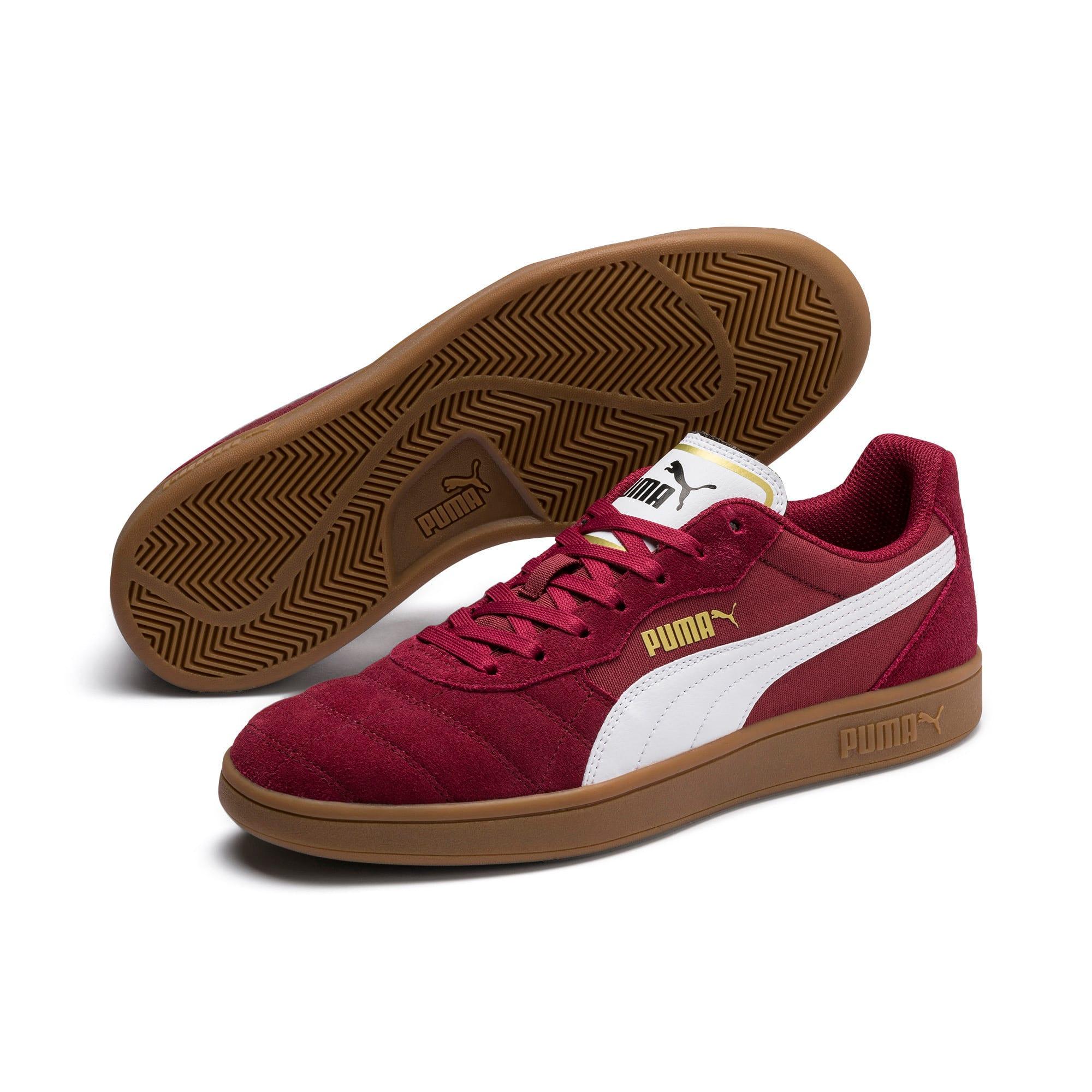 Thumbnail 2 of Astro Kick Sneakers, Cordovan-Puma White, medium