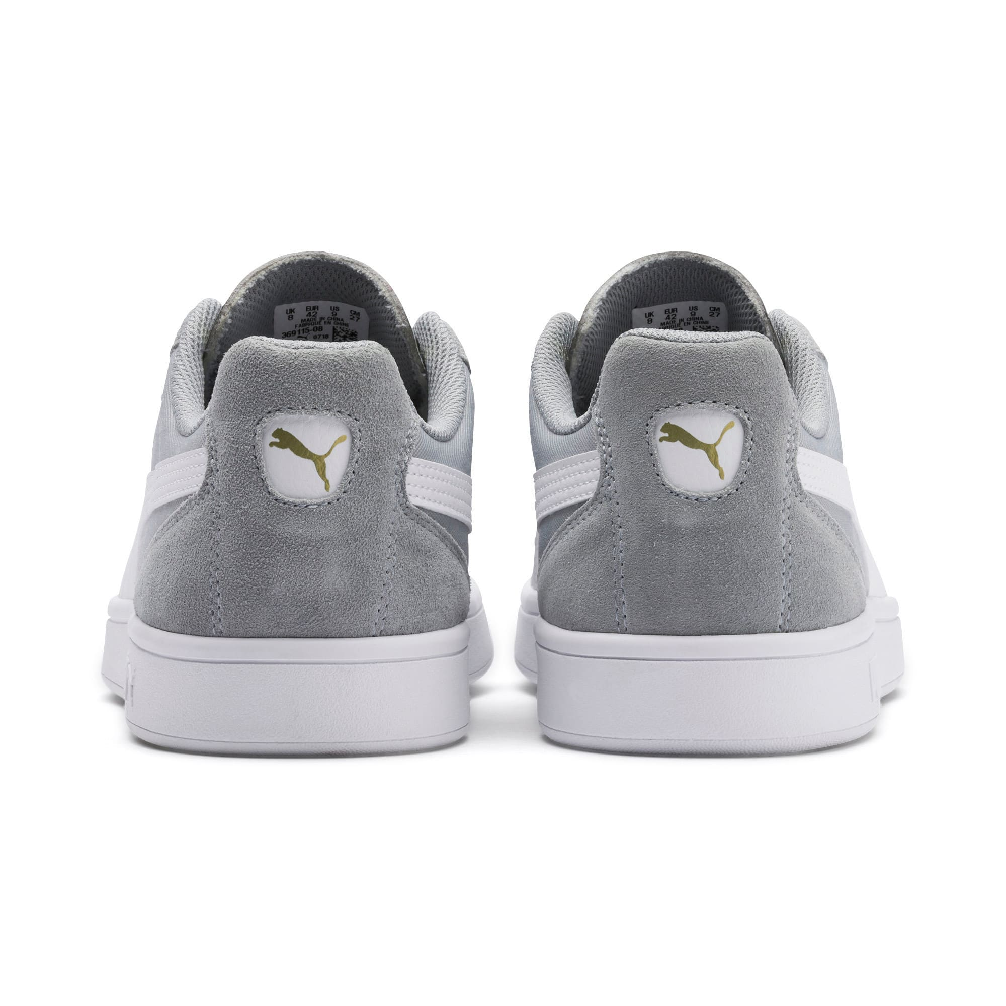Thumbnail 4 of Astro Kick Sneakers, High Rise-Puma White-Gold, medium