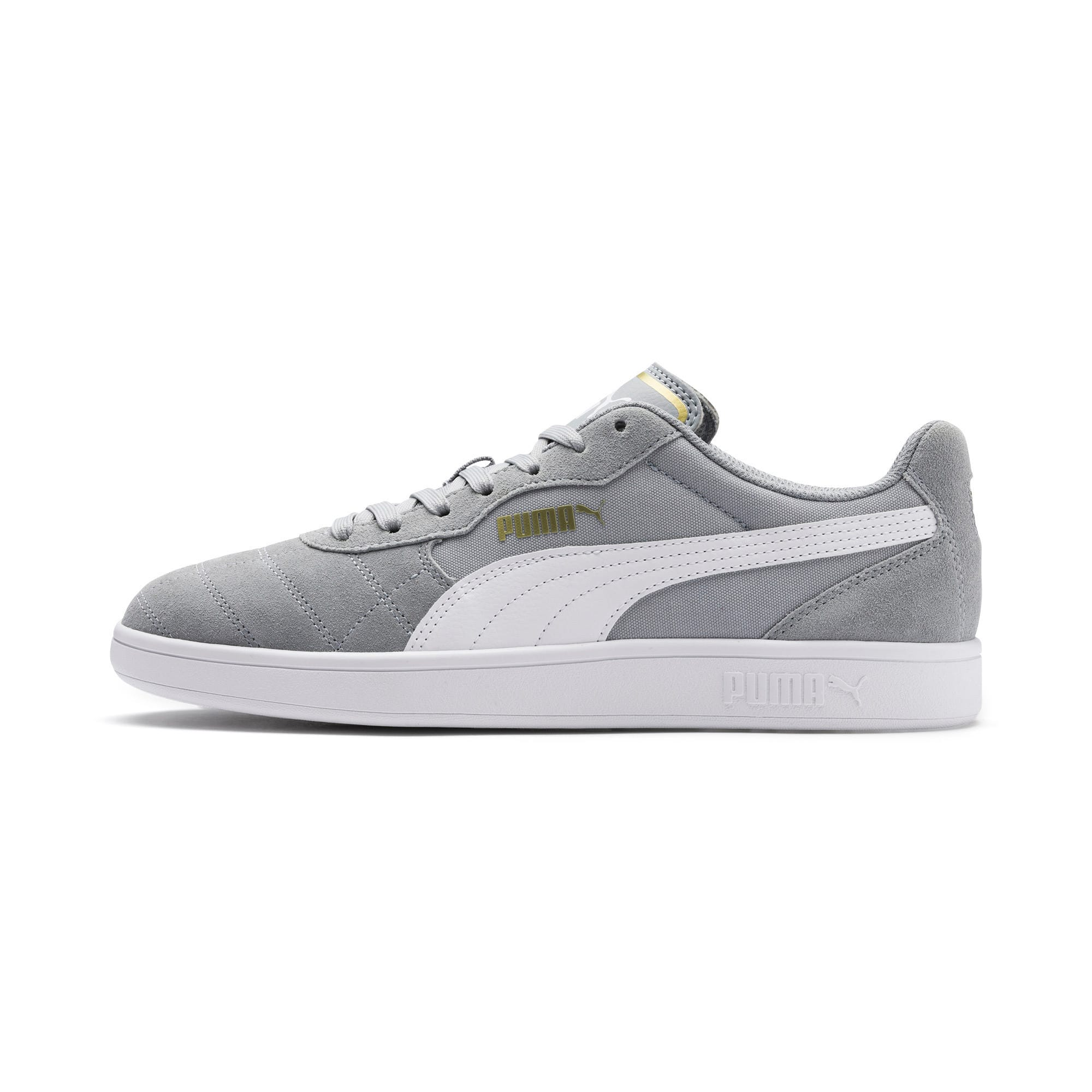 Thumbnail 1 of Astro Kick Sneakers, High Rise-Puma White-Gold, medium