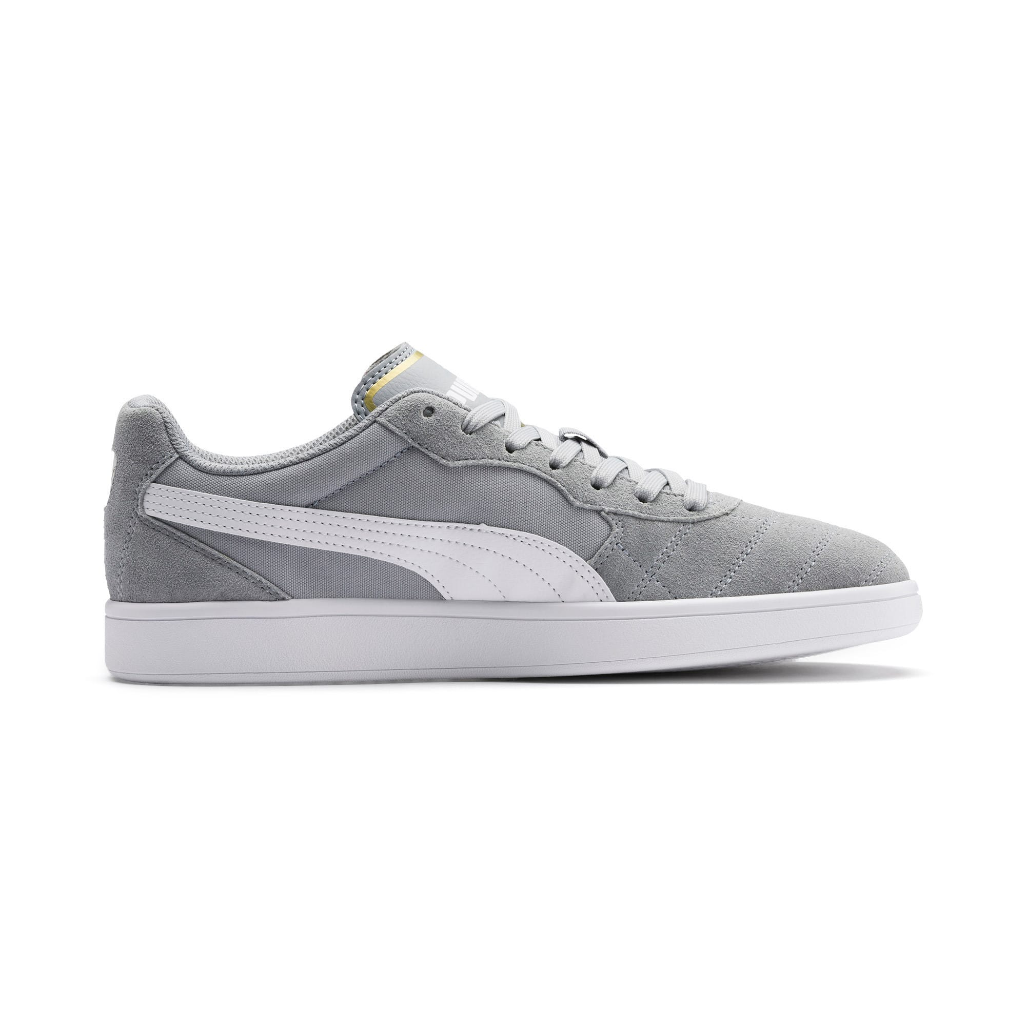 Thumbnail 6 of Astro Kick Sneakers, High Rise-Puma White-Gold, medium