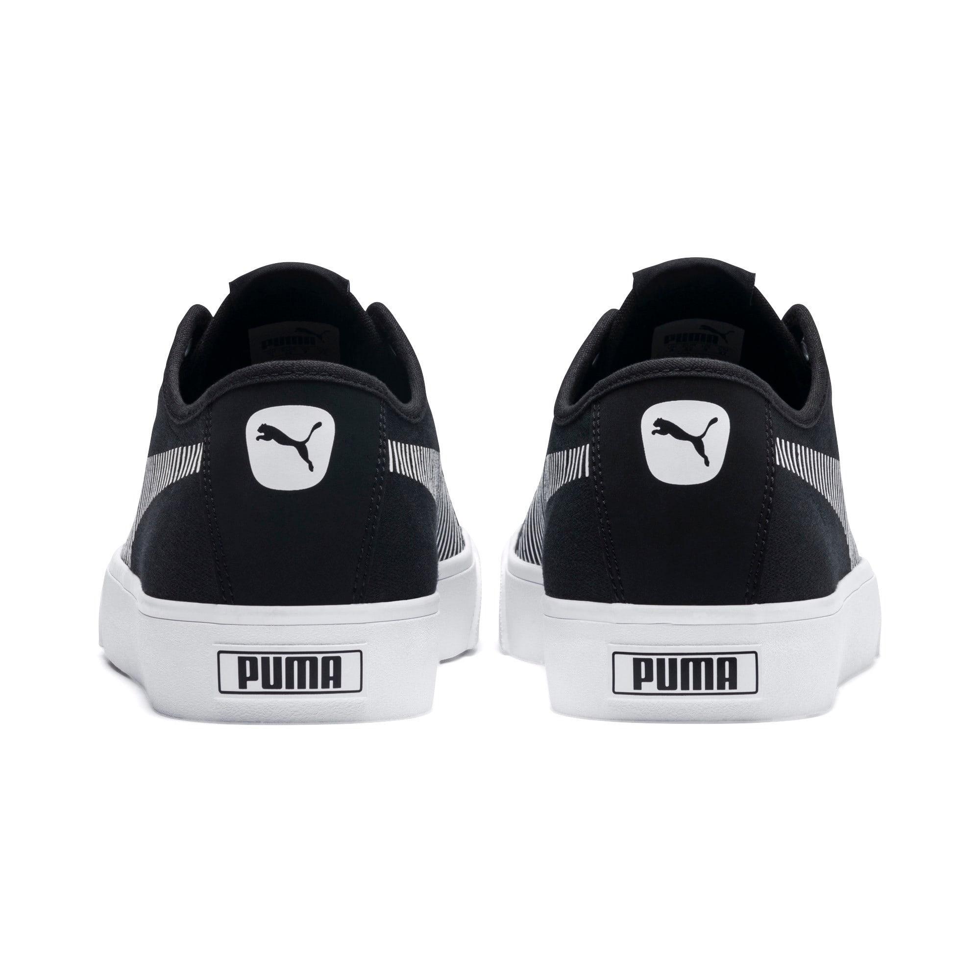 Thumbnail 4 of Bari Sneakers, Puma Black-Puma White, medium