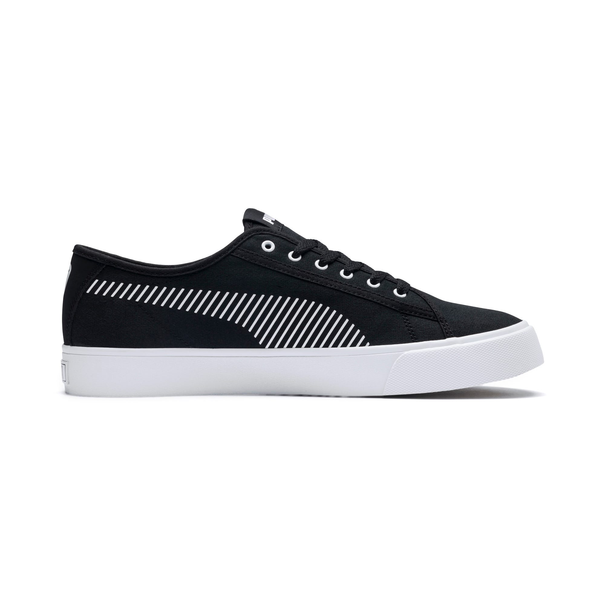 Thumbnail 5 of Bari Sneakers, Puma Black-Puma White, medium