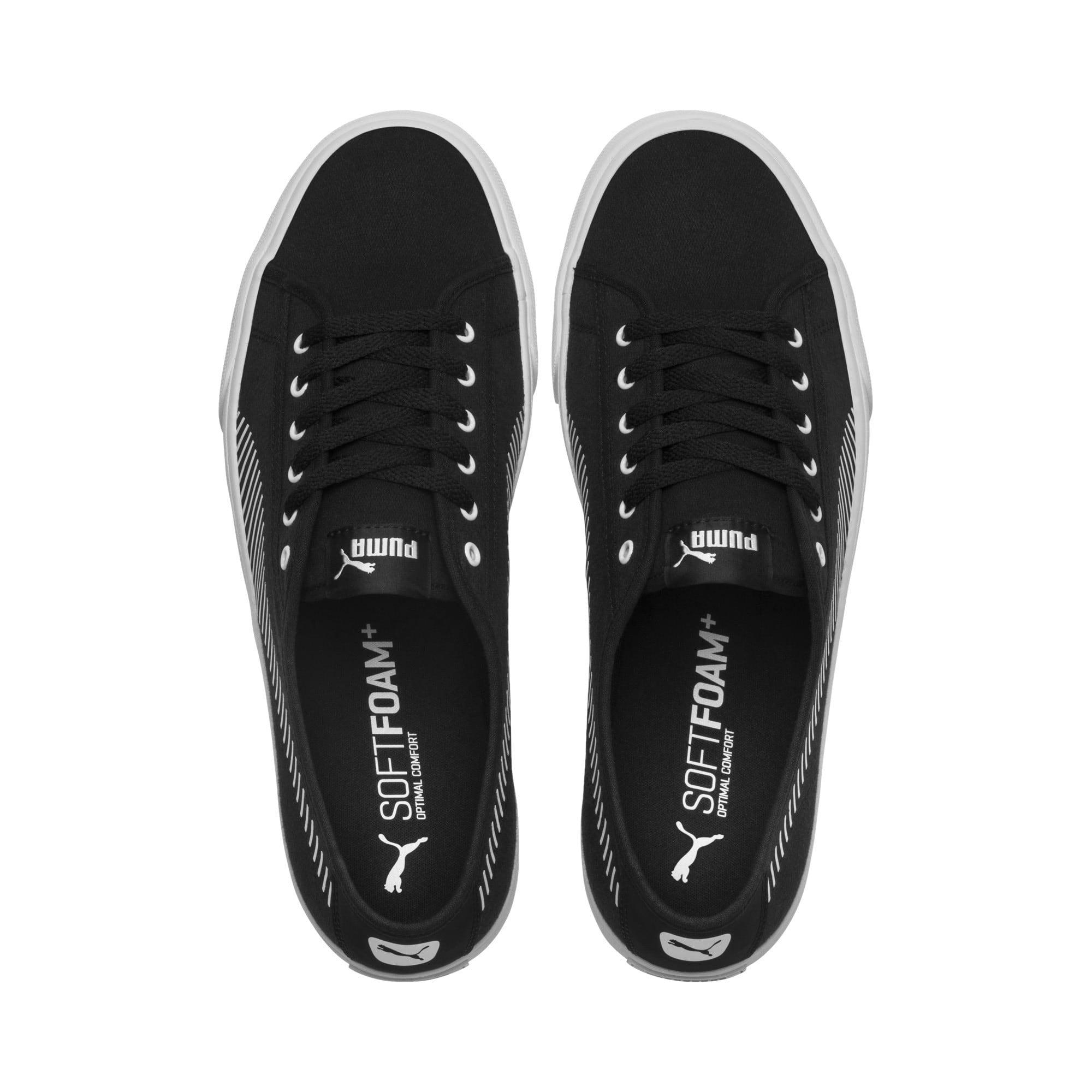 Thumbnail 6 of Bari Sneakers, Puma Black-Puma White, medium