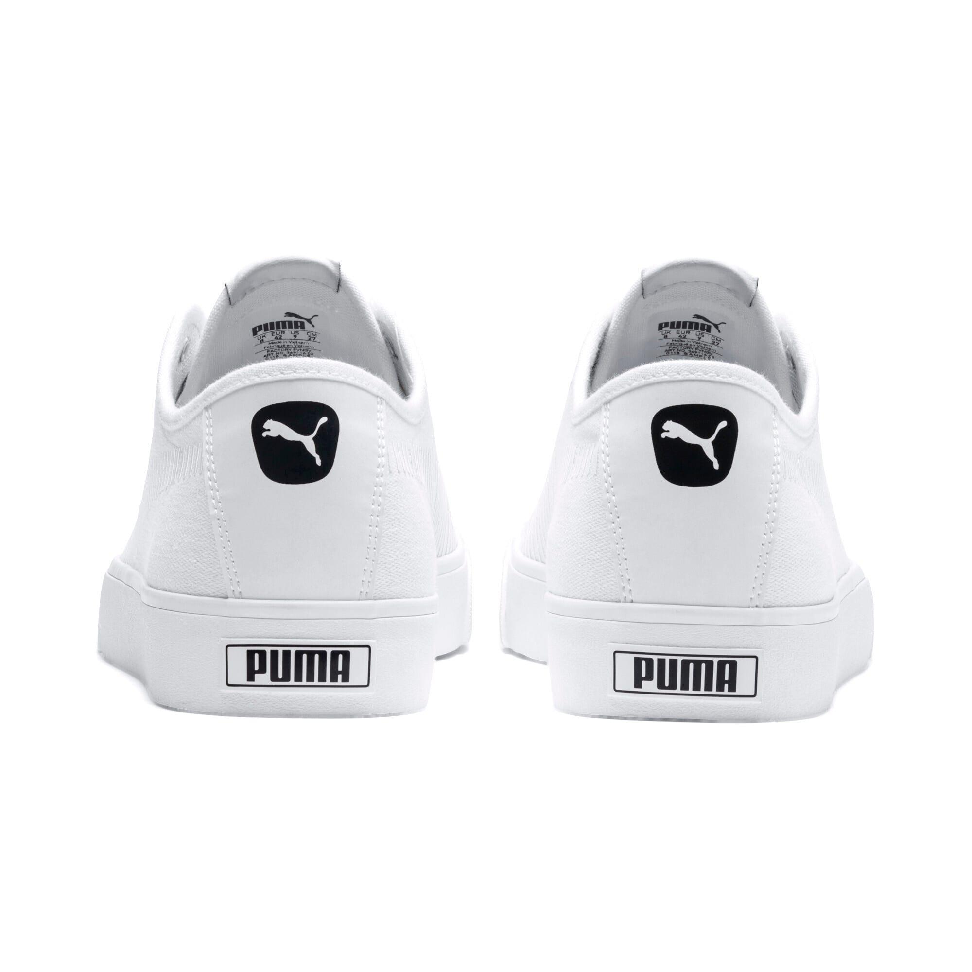 Thumbnail 4 of Bari Sneakers, Puma White-Puma White, medium