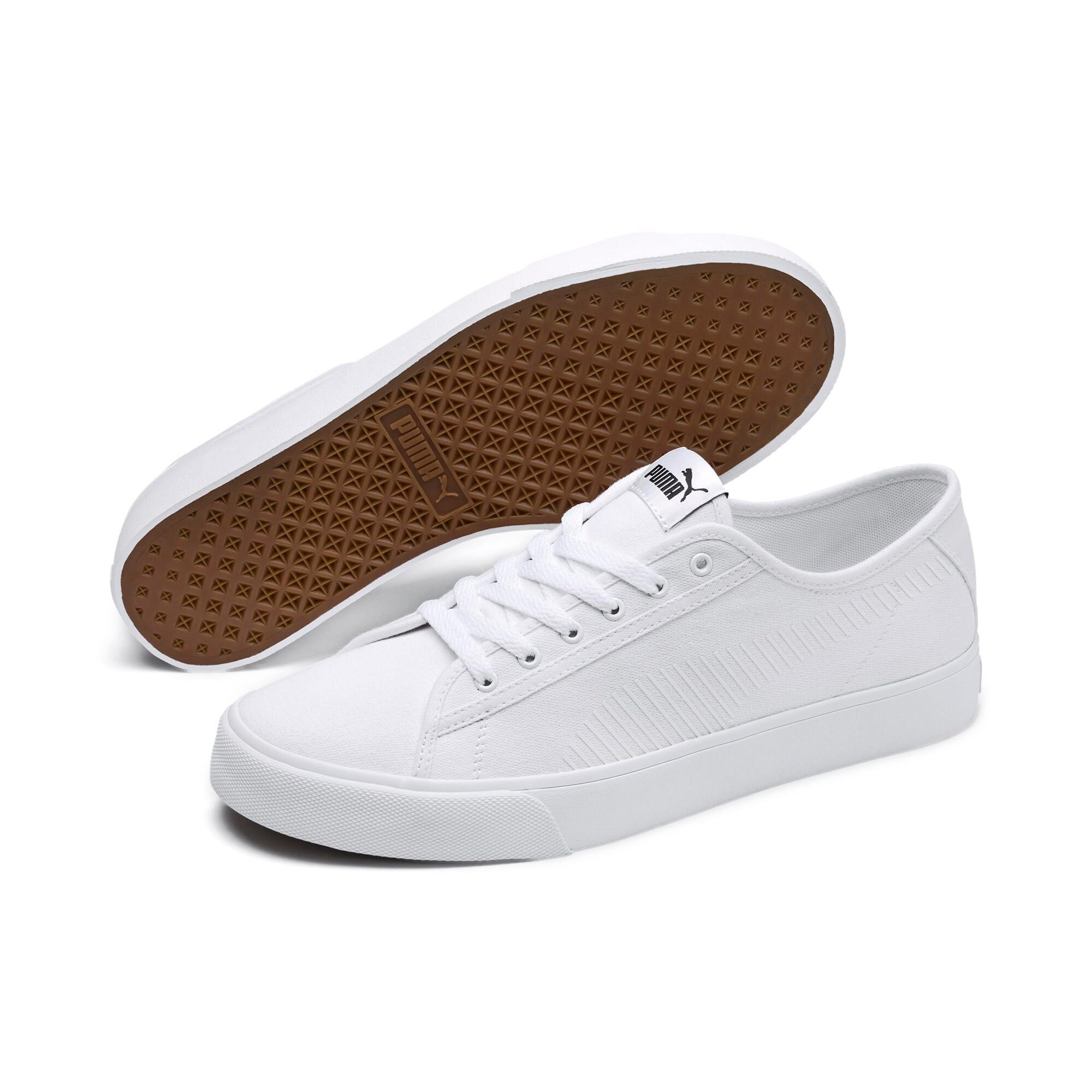 Thumbnail 2 of Bari Sneakers, Puma White-Puma White, medium