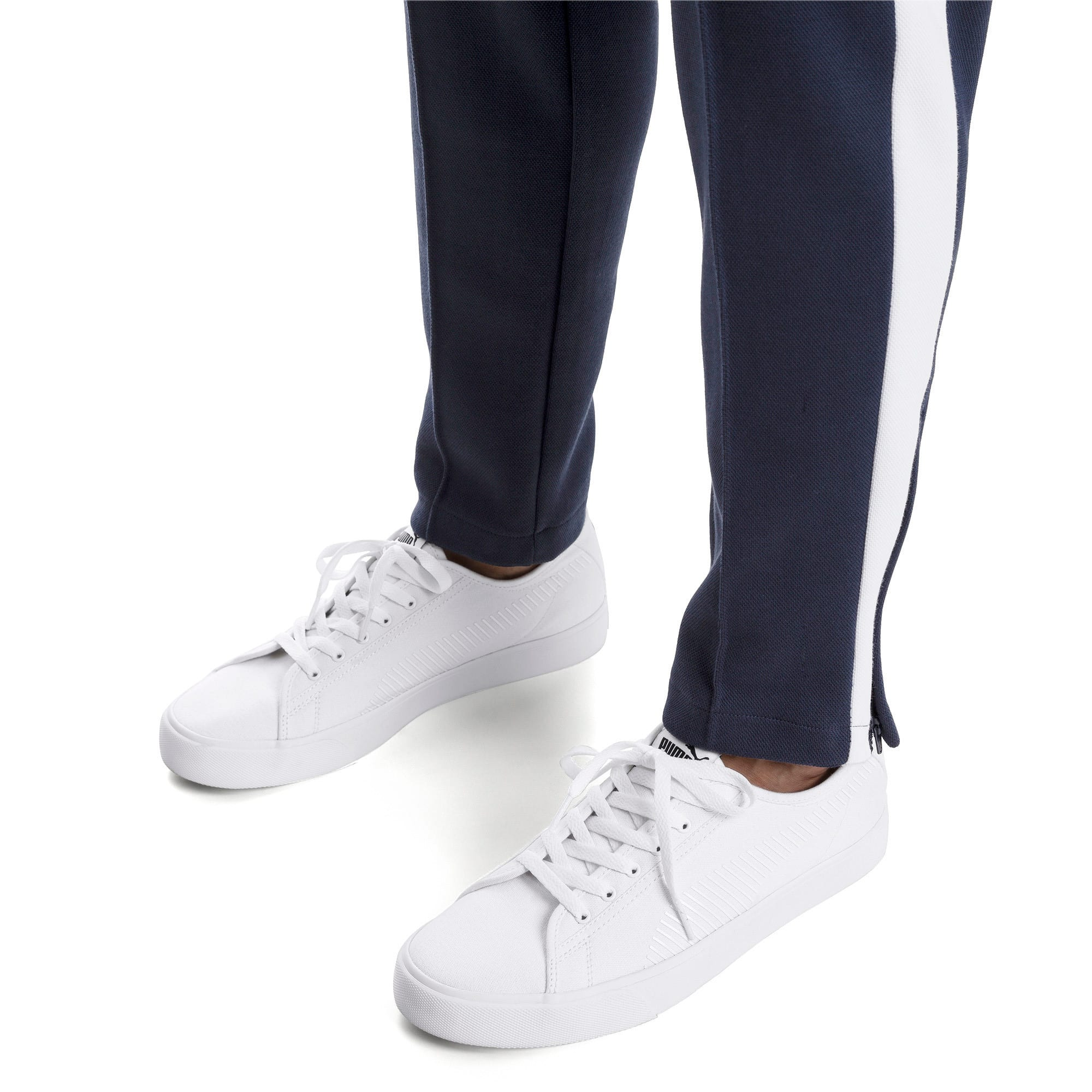 Thumbnail 7 of Bari Sneakers, Puma White-Puma White, medium