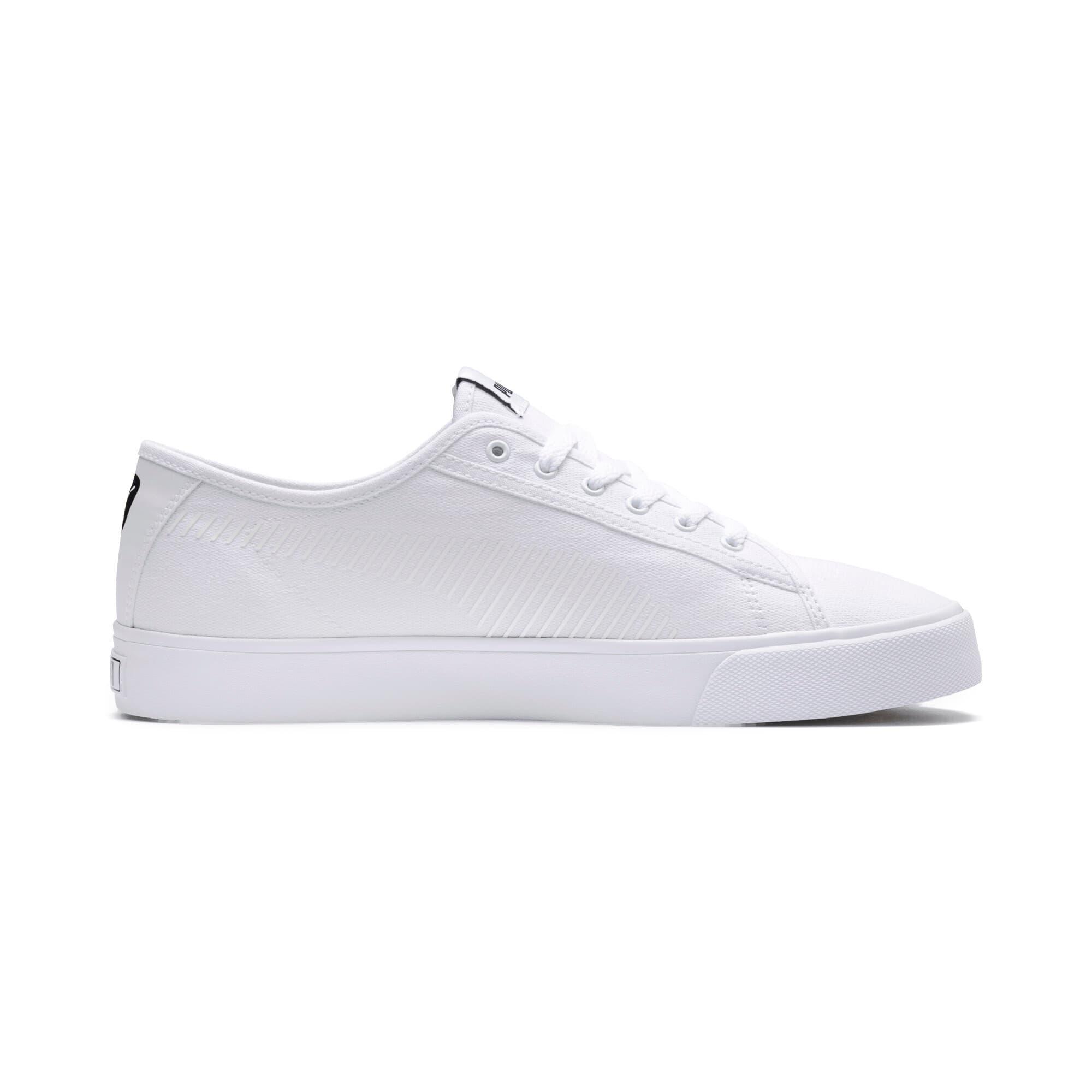 Thumbnail 5 of Bari Sneakers, Puma White-Puma White, medium