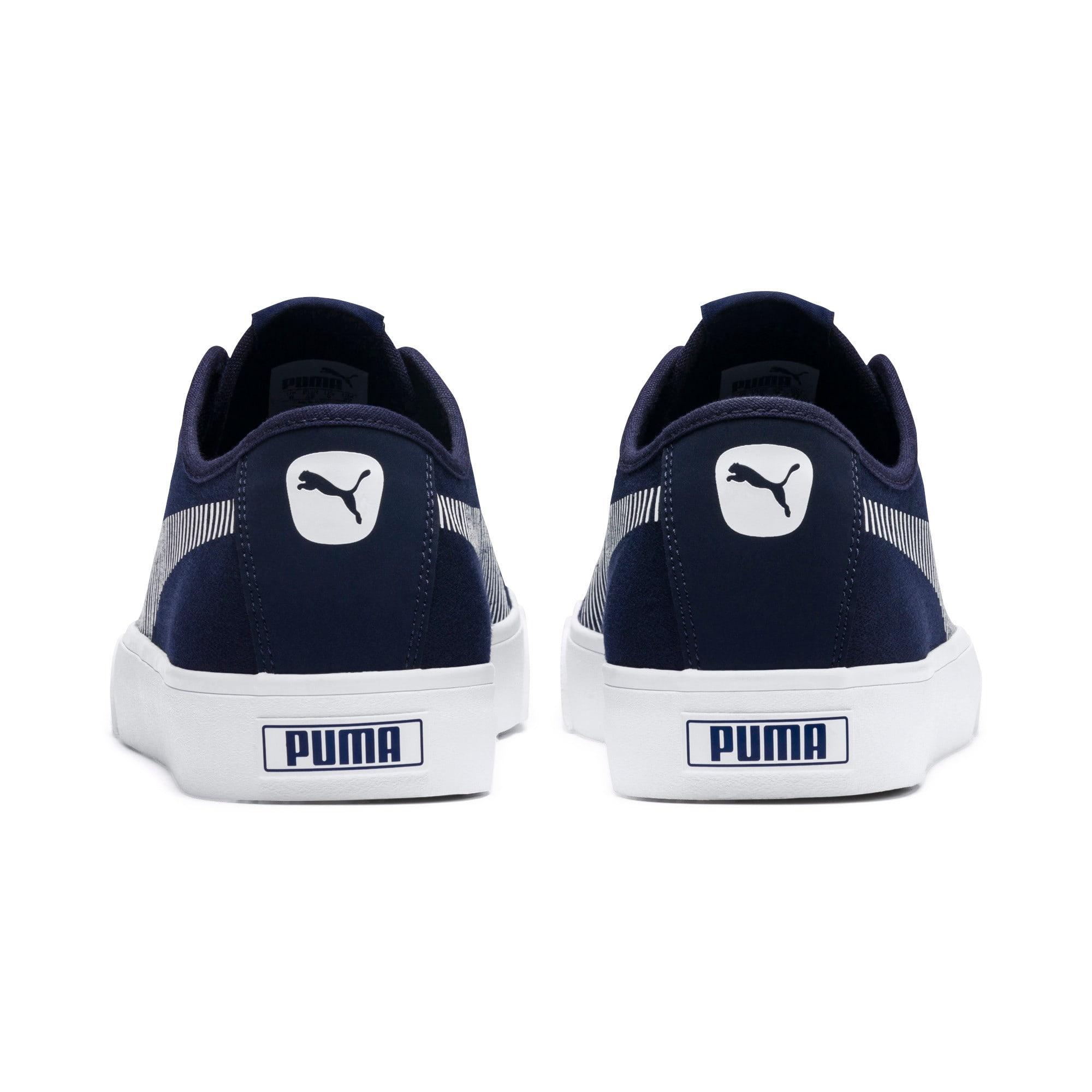 Thumbnail 4 of Bari Sneakers, Peacoat-Puma White, medium