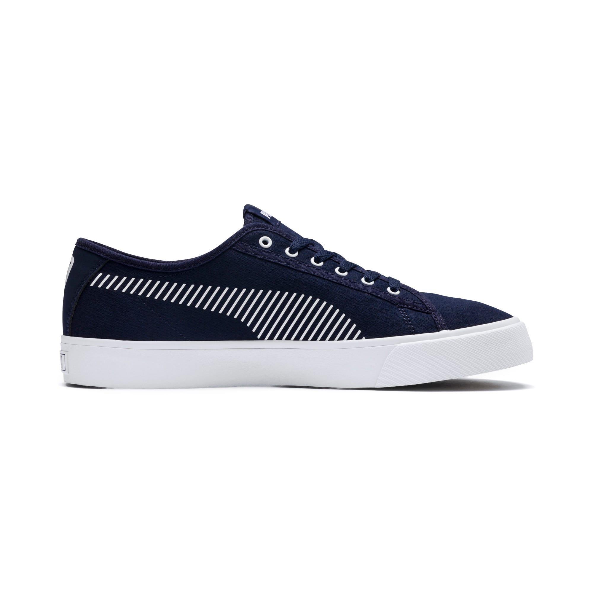 Thumbnail 5 of Bari Sneakers, Peacoat-Puma White, medium
