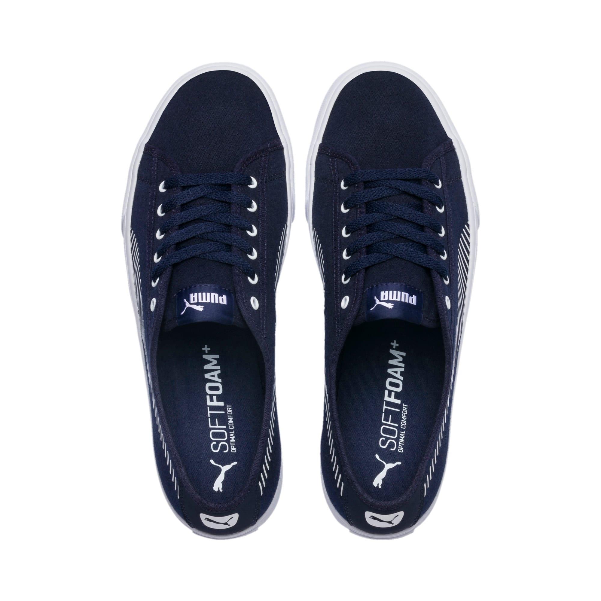 Thumbnail 6 of Bari Sneakers, Peacoat-Puma White, medium