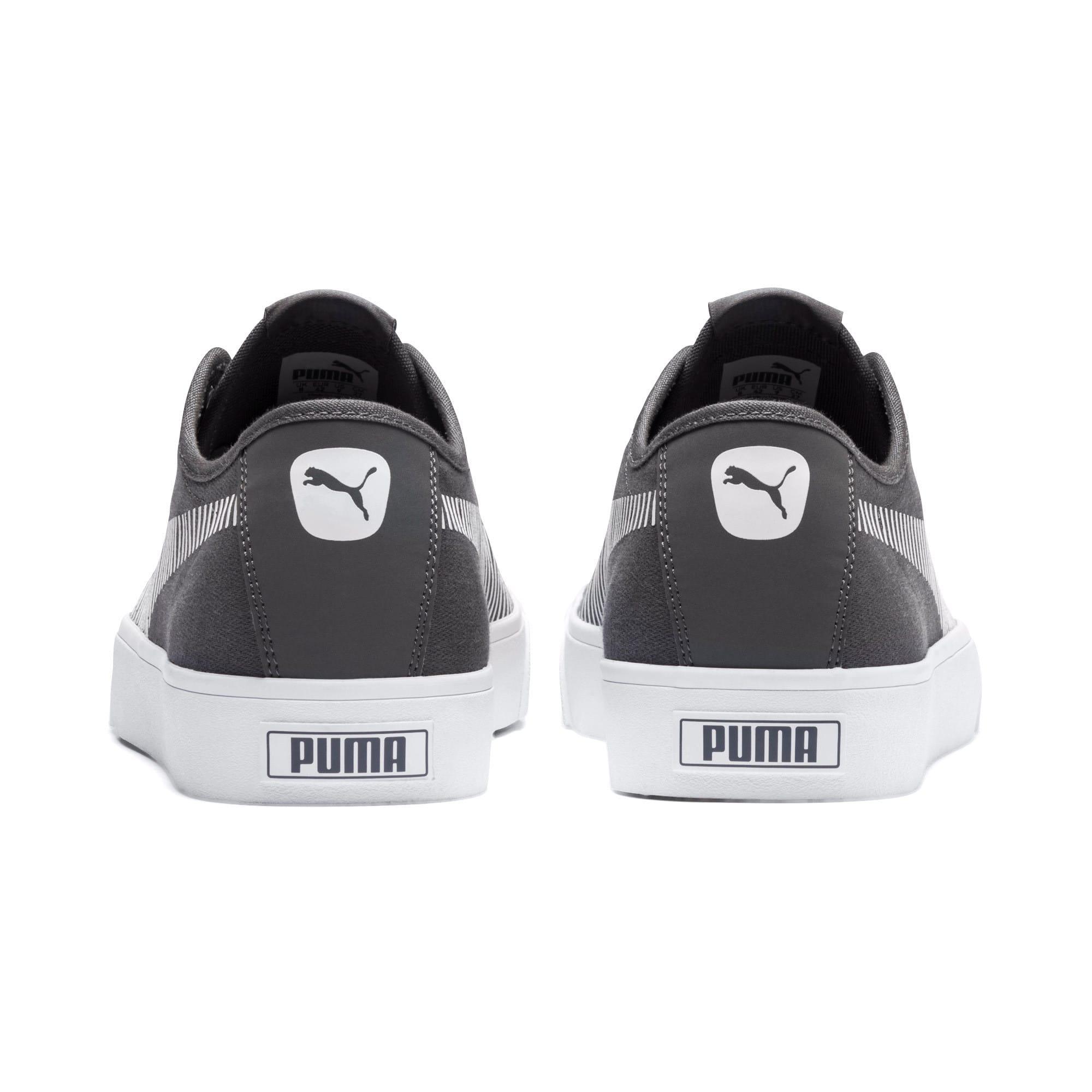 Thumbnail 4 of Bari Sneakers, Charcoal Gray-Puma White, medium