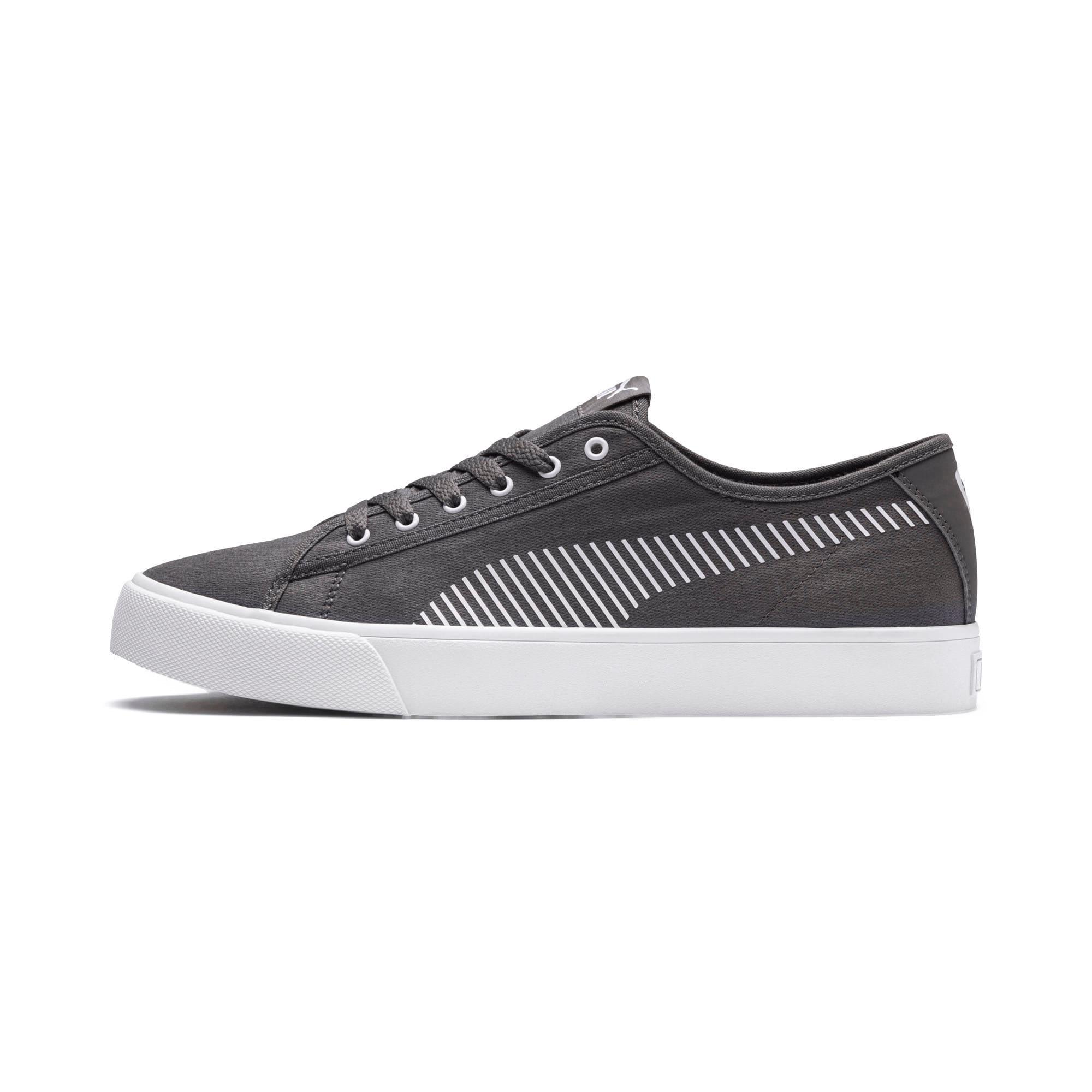 Thumbnail 1 of Bari Sneakers, Charcoal Gray-Puma White, medium