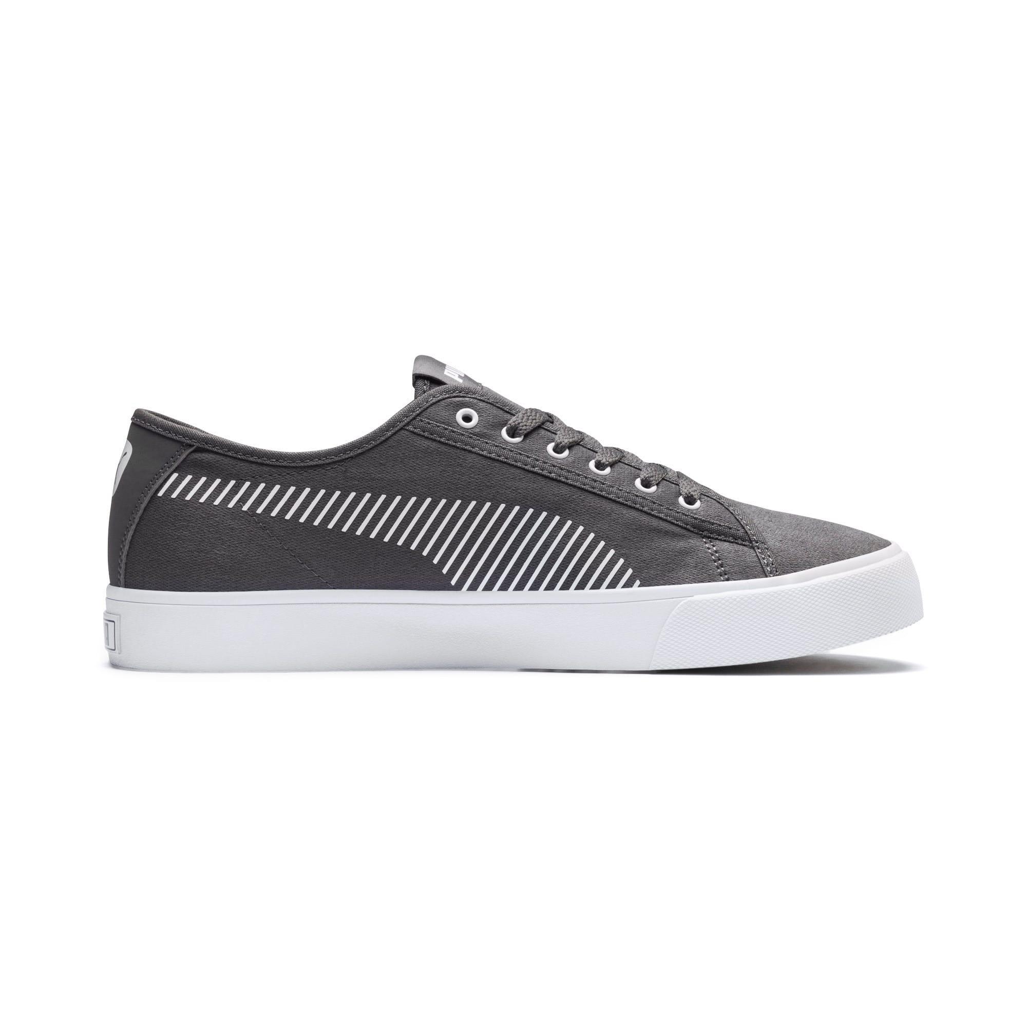 Thumbnail 5 of Bari Sneakers, Charcoal Gray-Puma White, medium