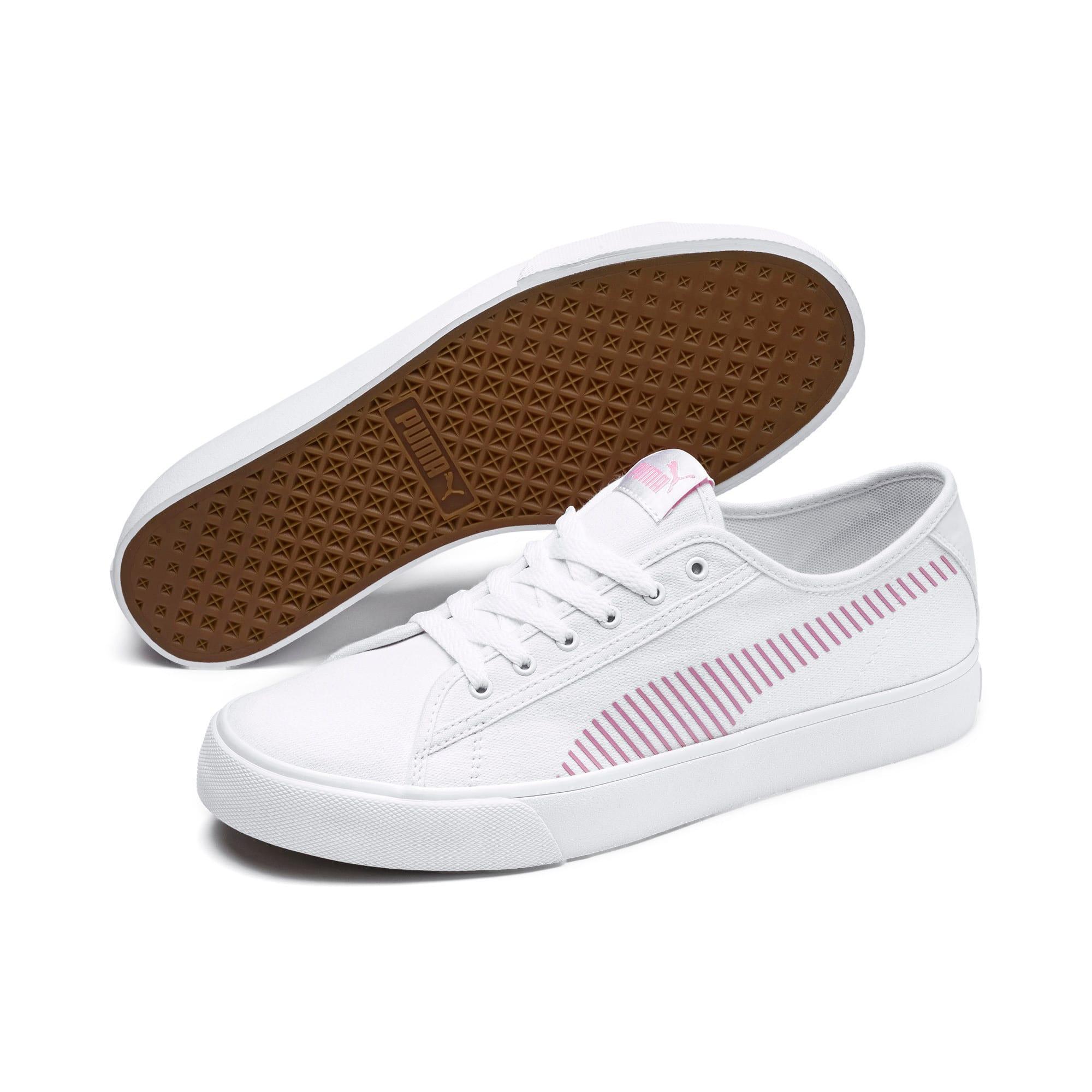 Thumbnail 2 of Bari Sneakers, Puma White-Pale Pink, medium