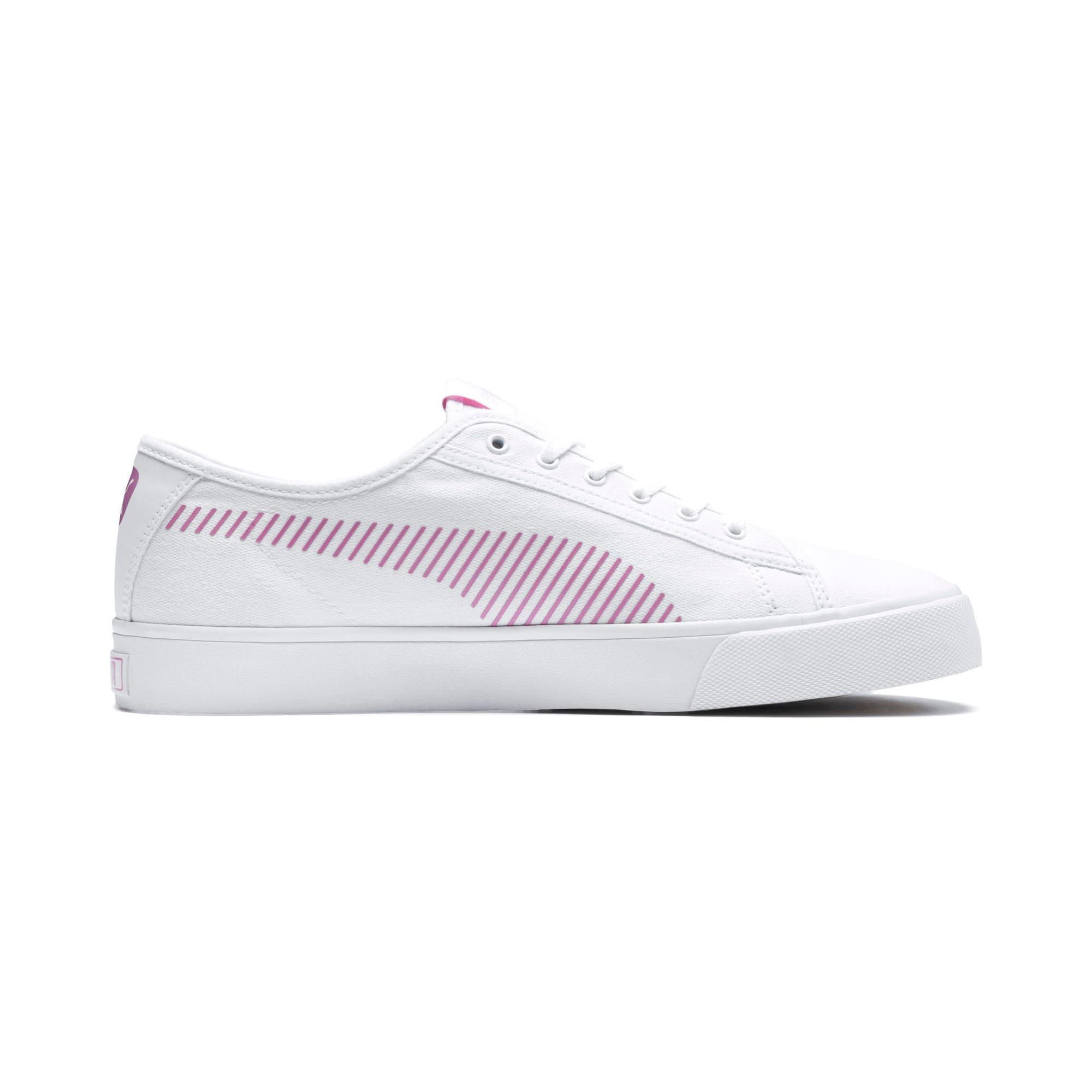 Thumbnail 5 of Bari Sneakers, Puma White-Pale Pink, medium