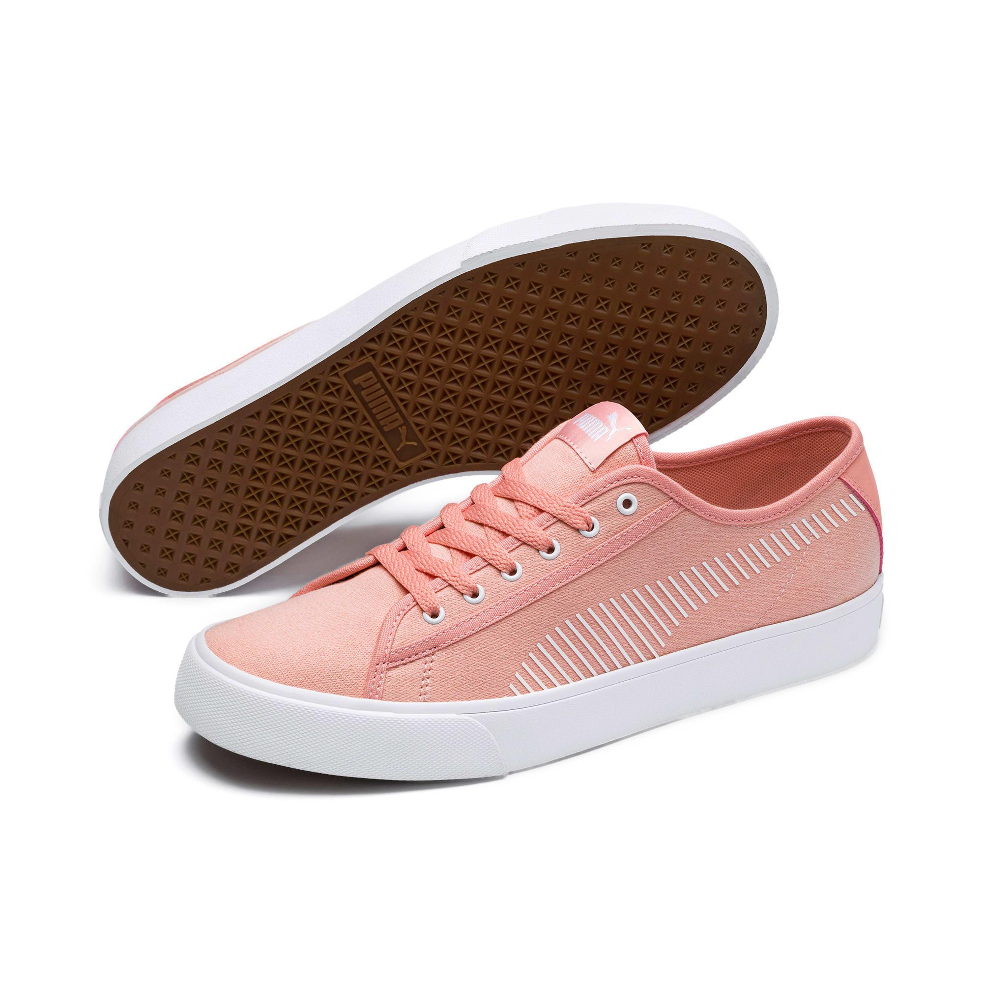Thumbnail 2 of Bari Sneakers, Peach Bud-Puma White, medium