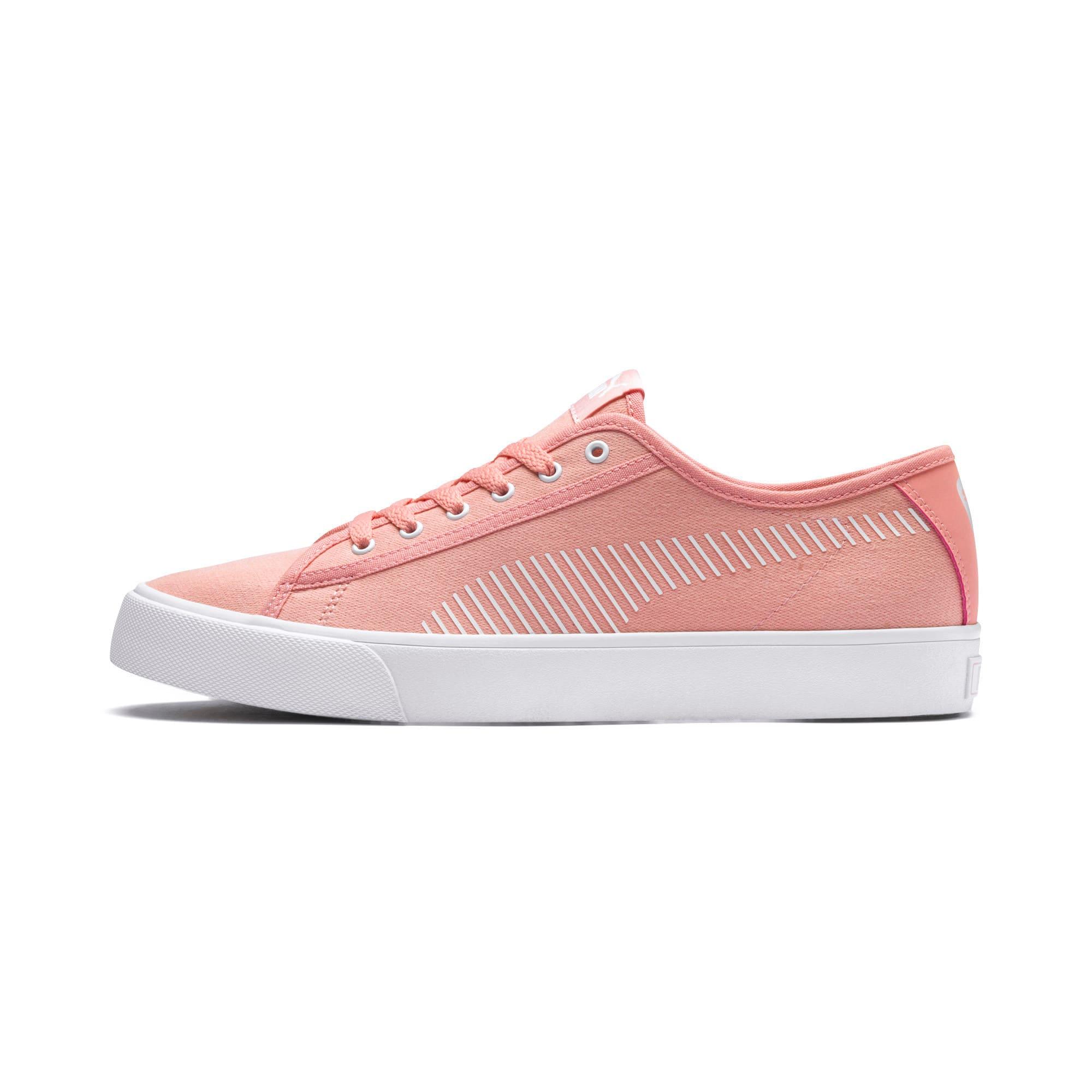 Thumbnail 1 of Bari Sneakers, Peach Bud-Puma White, medium