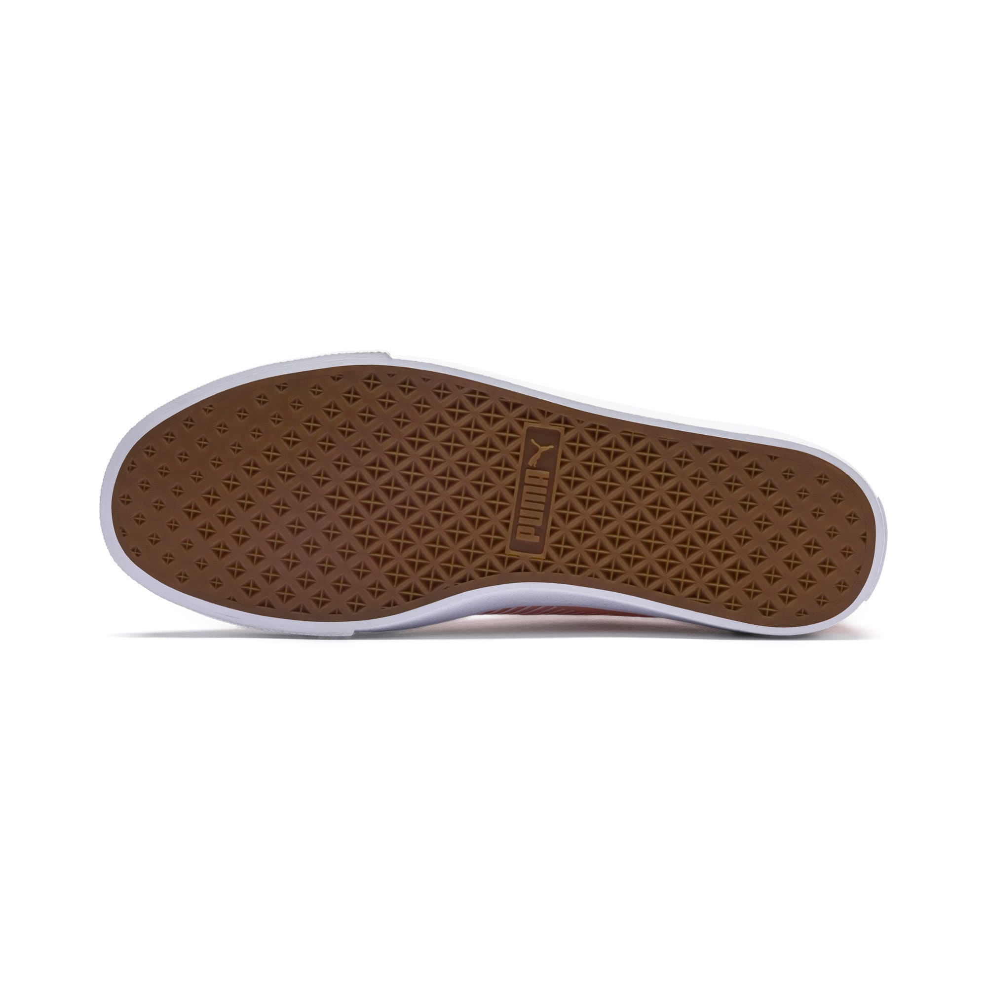 Thumbnail 3 of Bari Sneakers, Peach Bud-Puma White, medium