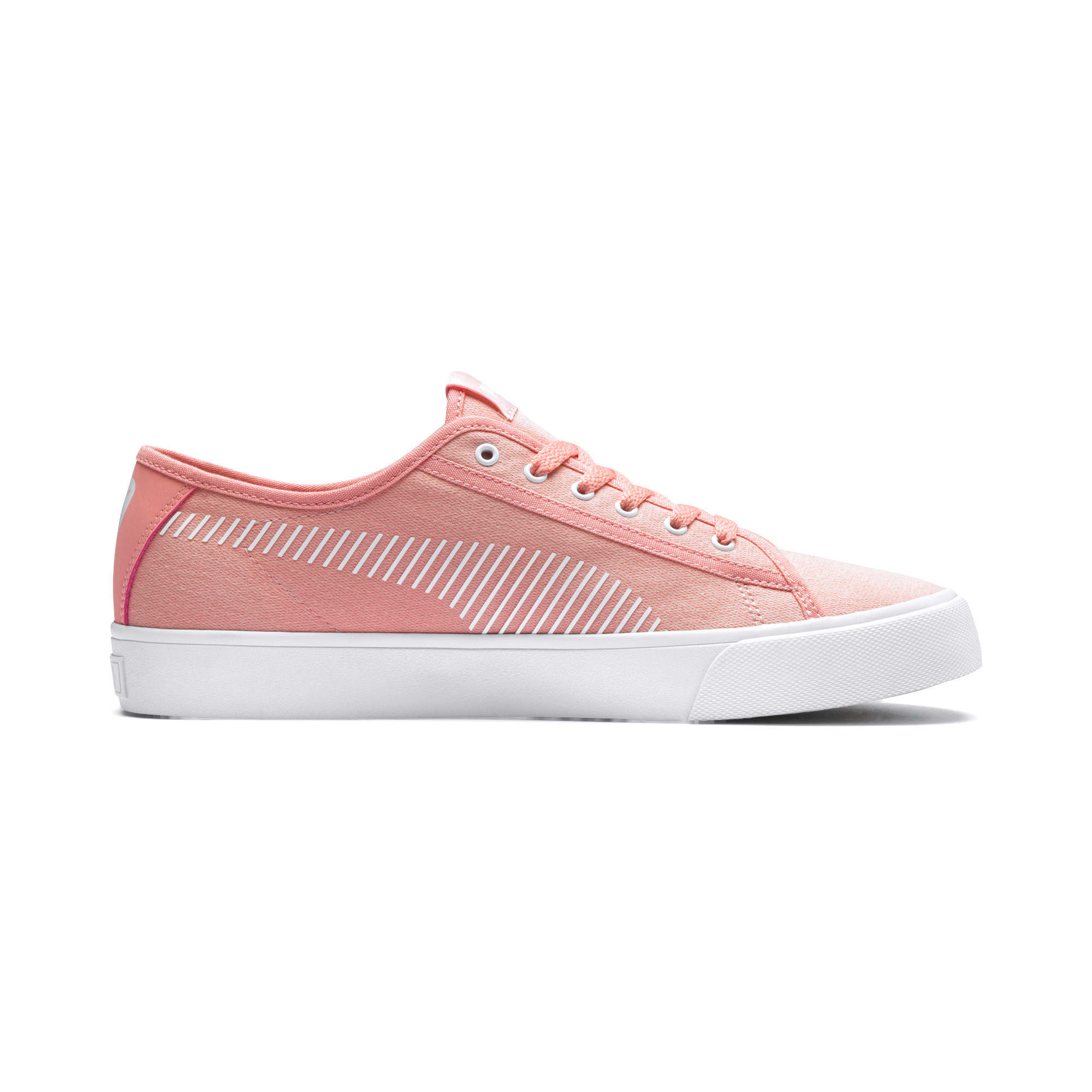 Thumbnail 5 of Bari Sneakers, Peach Bud-Puma White, medium