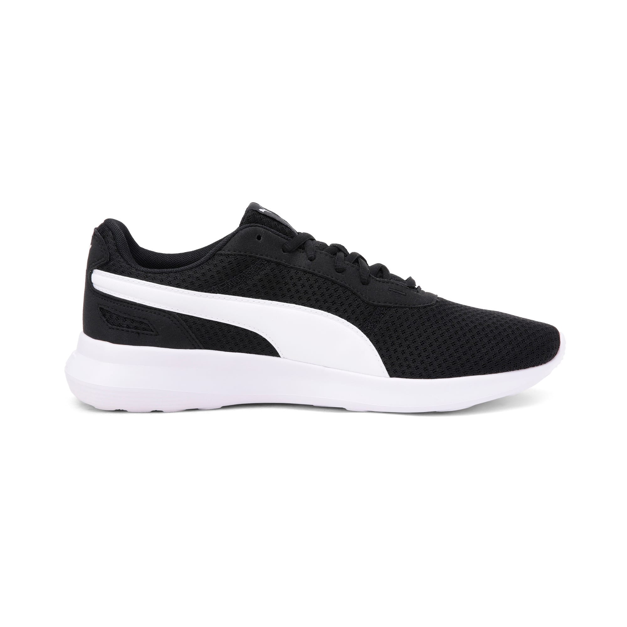 ST Activate Sneakers, Puma Black-Puma White, large