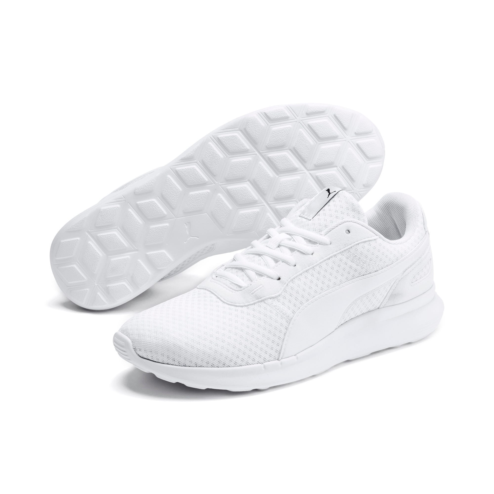 Thumbnail 2 of ST Activate Sneakers, Puma White-Puma White, medium
