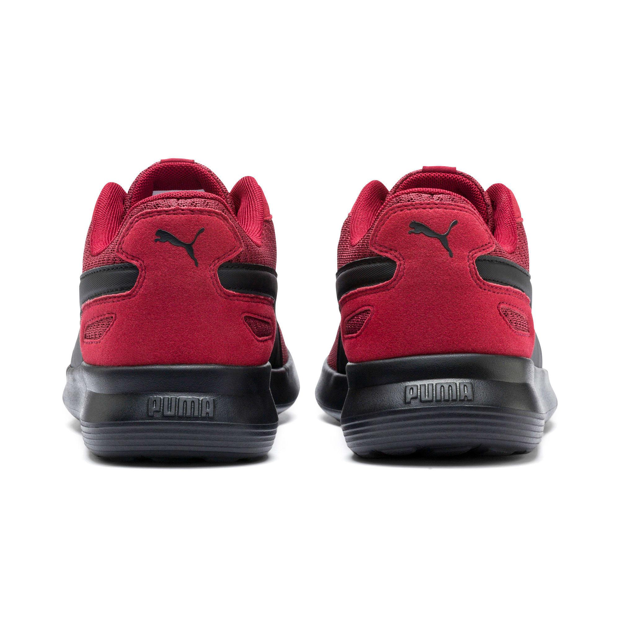 Thumbnail 4 of ST Activate Sneakers, Rhubarb-Puma Black, medium