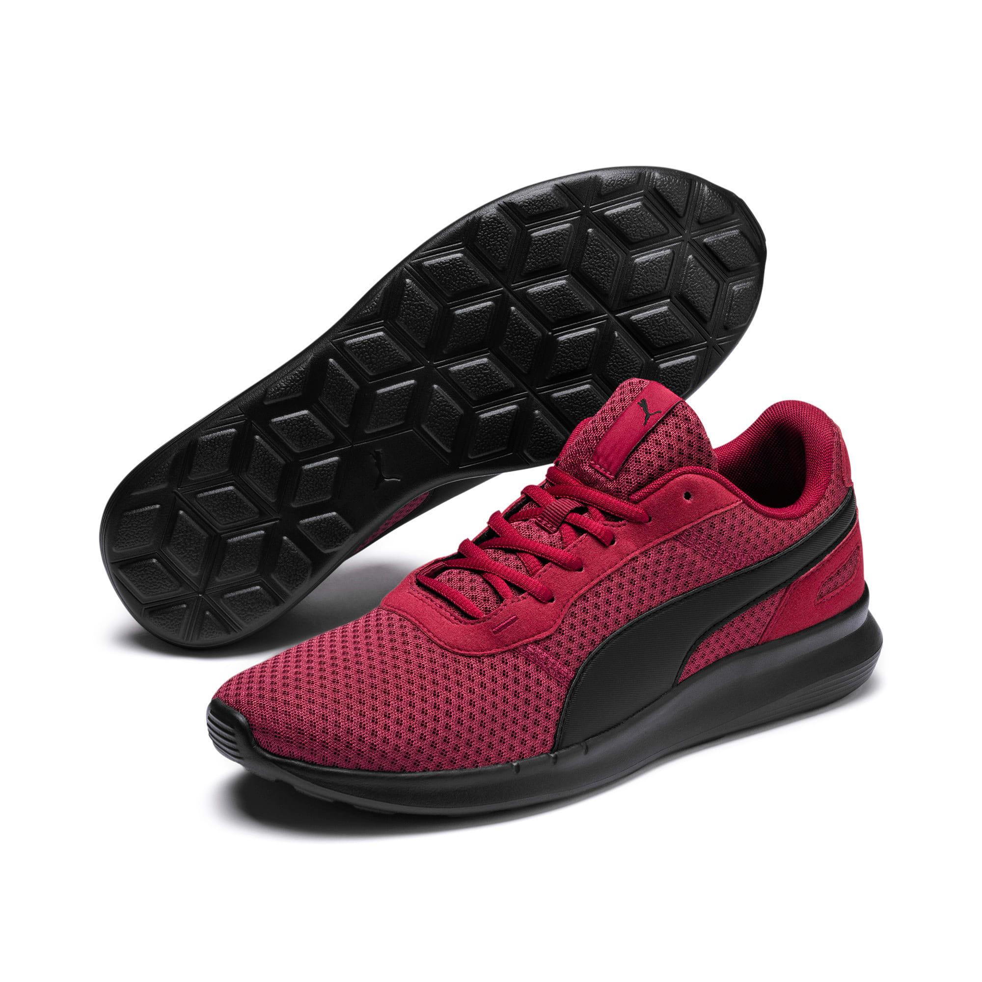Thumbnail 2 of ST Activate Sneakers, Rhubarb-Puma Black, medium