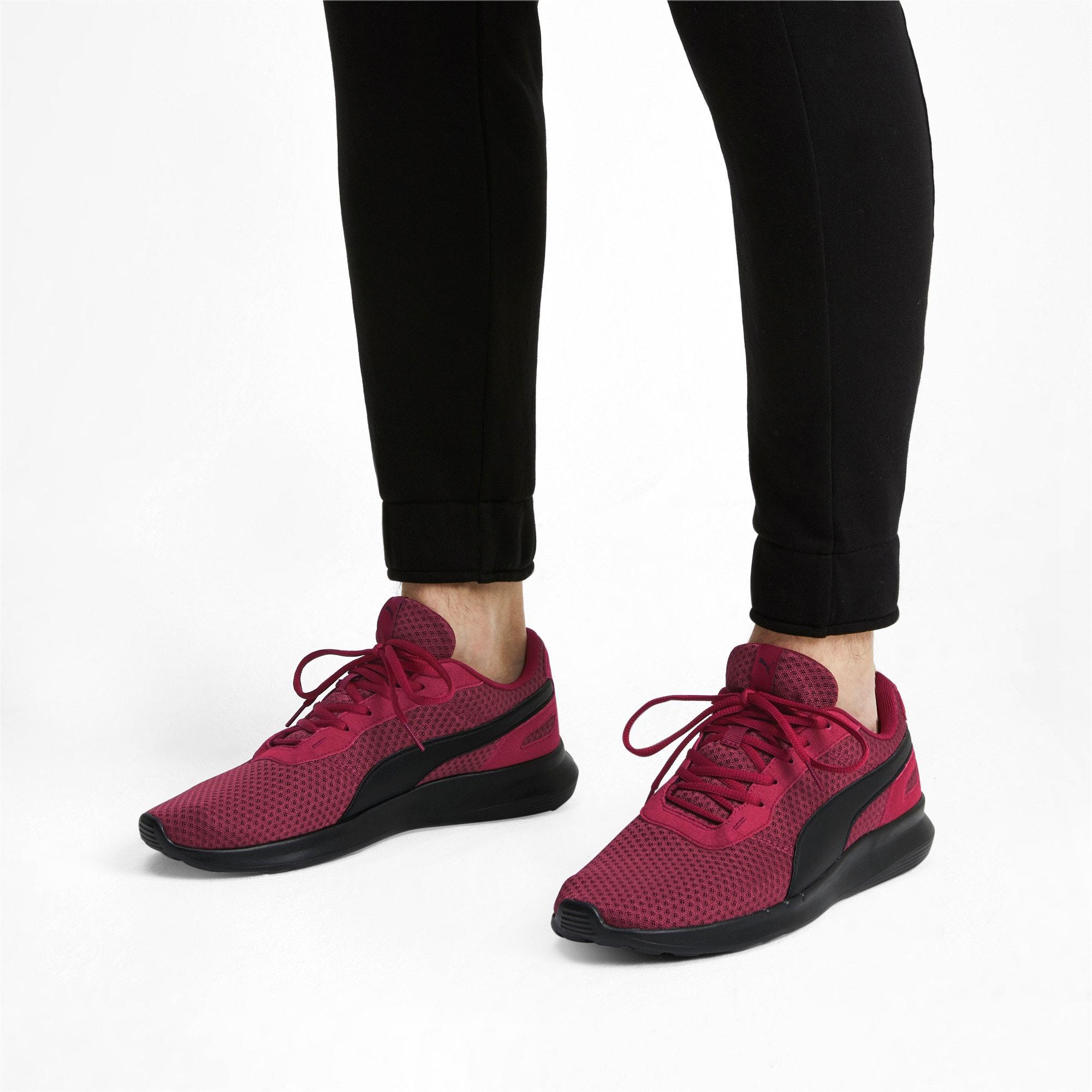 Thumbnail 3 of ST Activate Sneakers, Rhubarb-Puma Black, medium