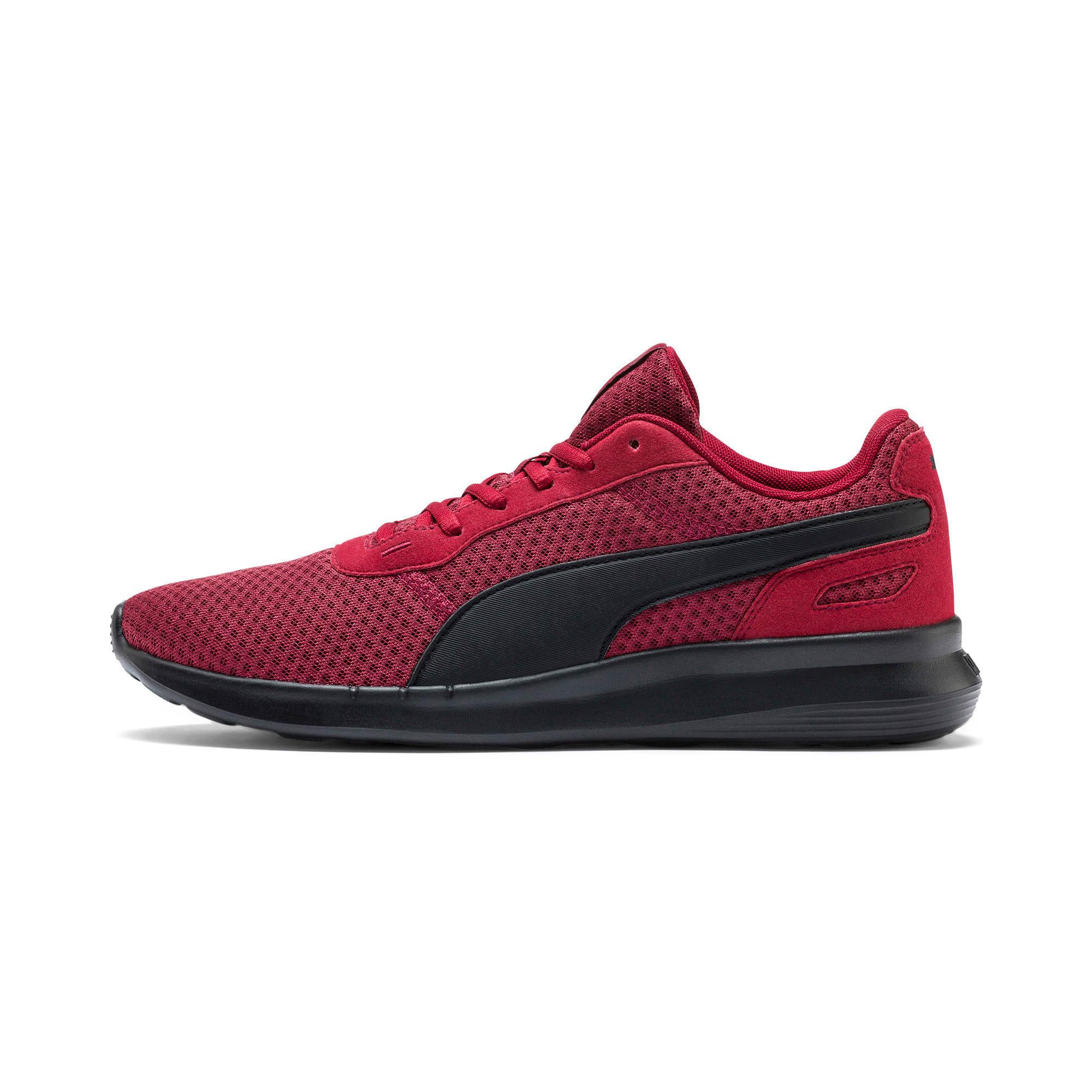Thumbnail 1 of ST Activate Sneakers, Rhubarb-Puma Black, medium