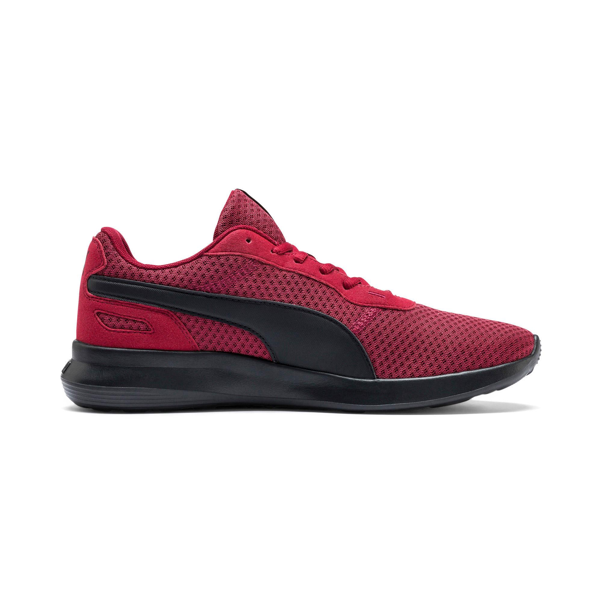 Thumbnail 6 of ST Activate Sneakers, Rhubarb-Puma Black, medium
