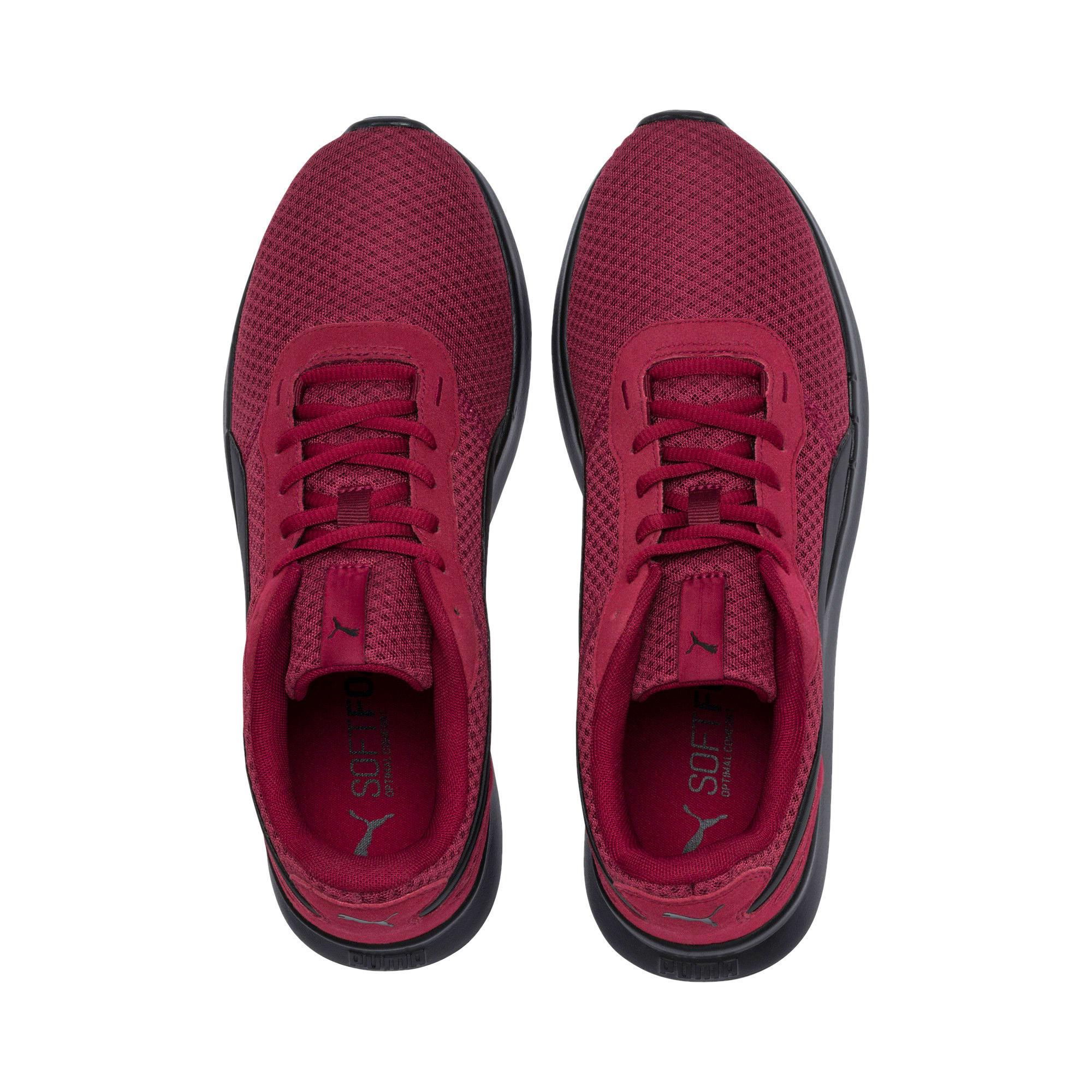 Thumbnail 7 of ST Activate Sneakers, Rhubarb-Puma Black, medium